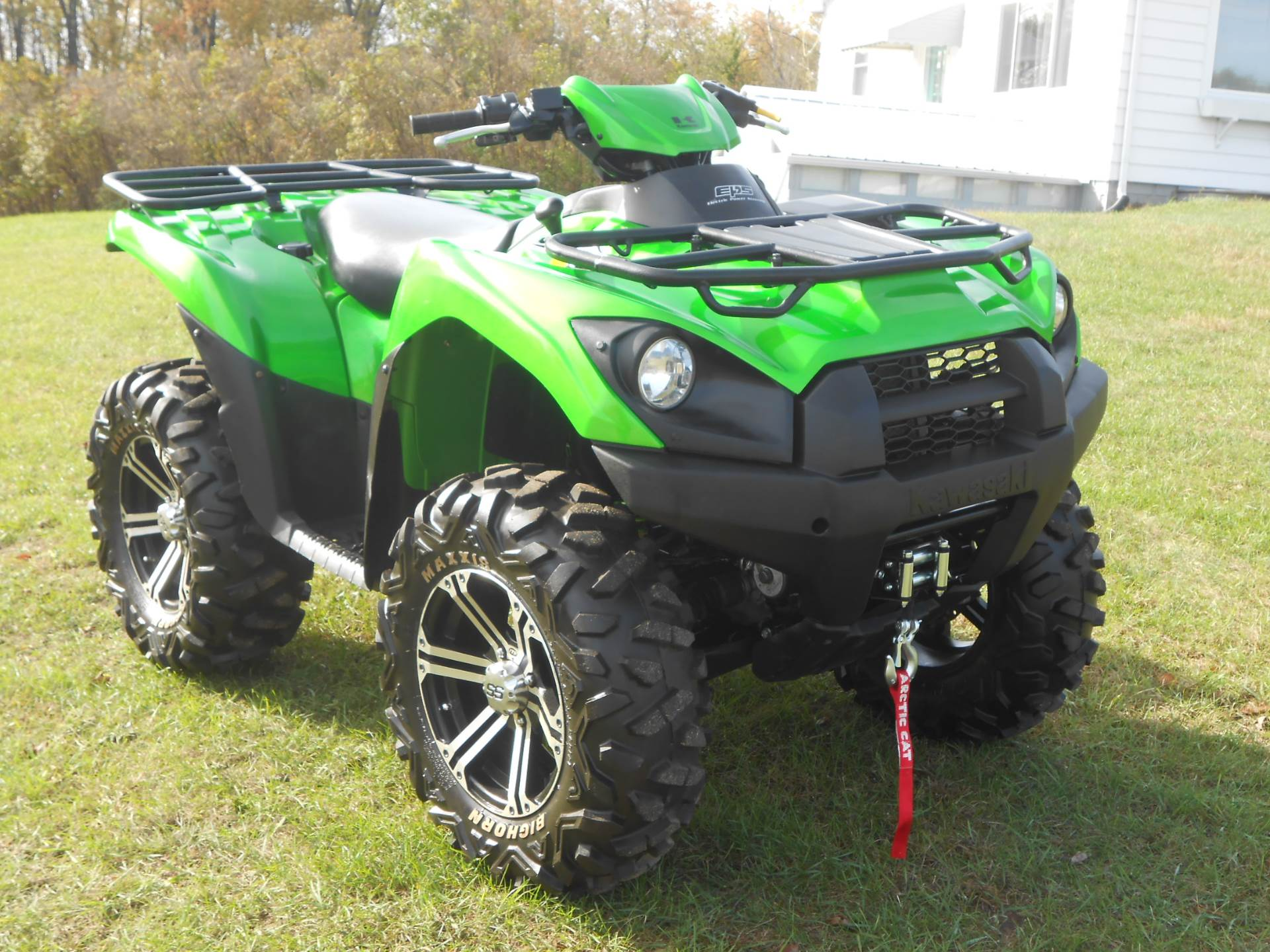 2015 Brute Force 750 4x4i EPS