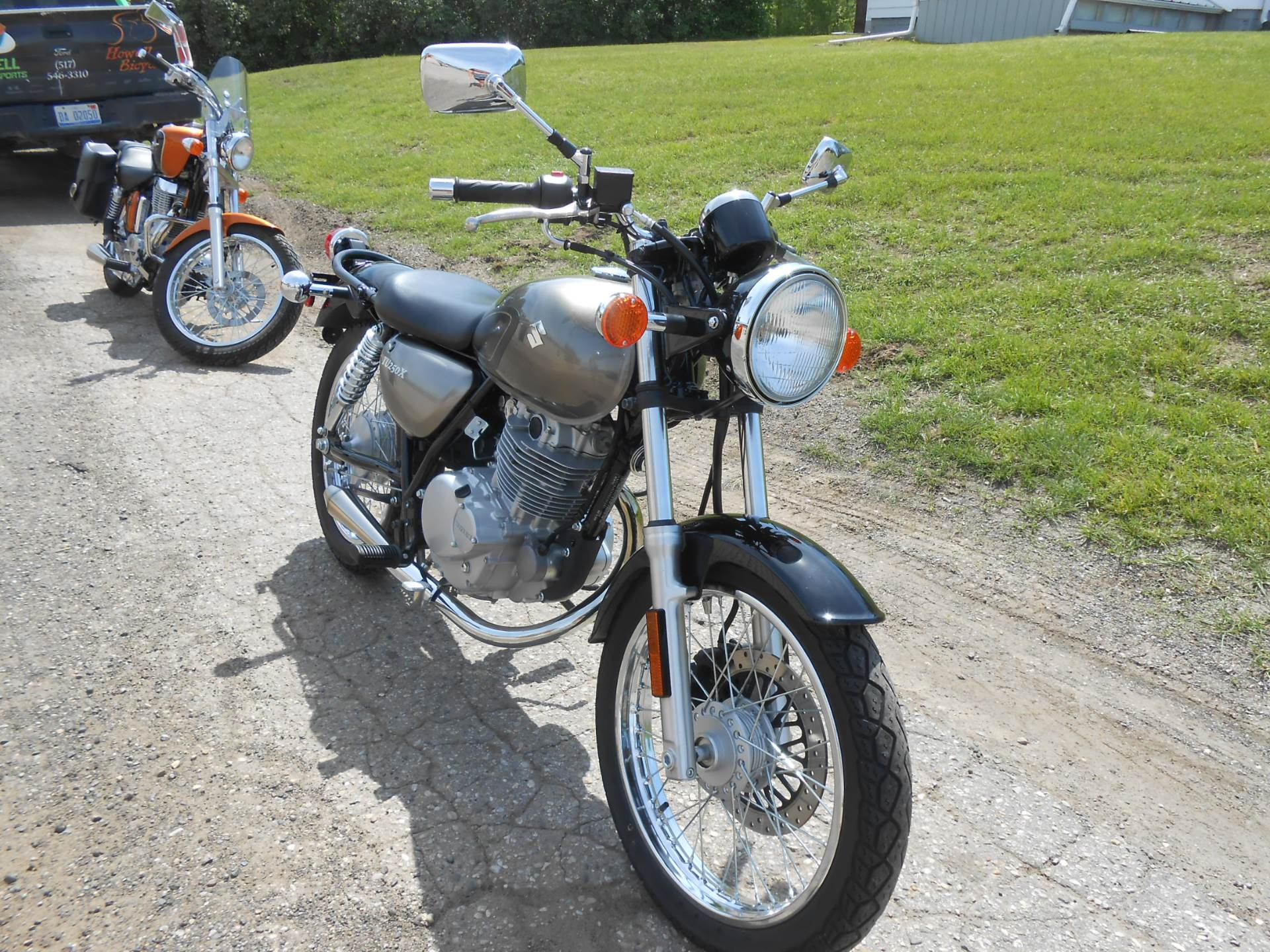 2011 Suzuki TU250 in Howell, Michigan