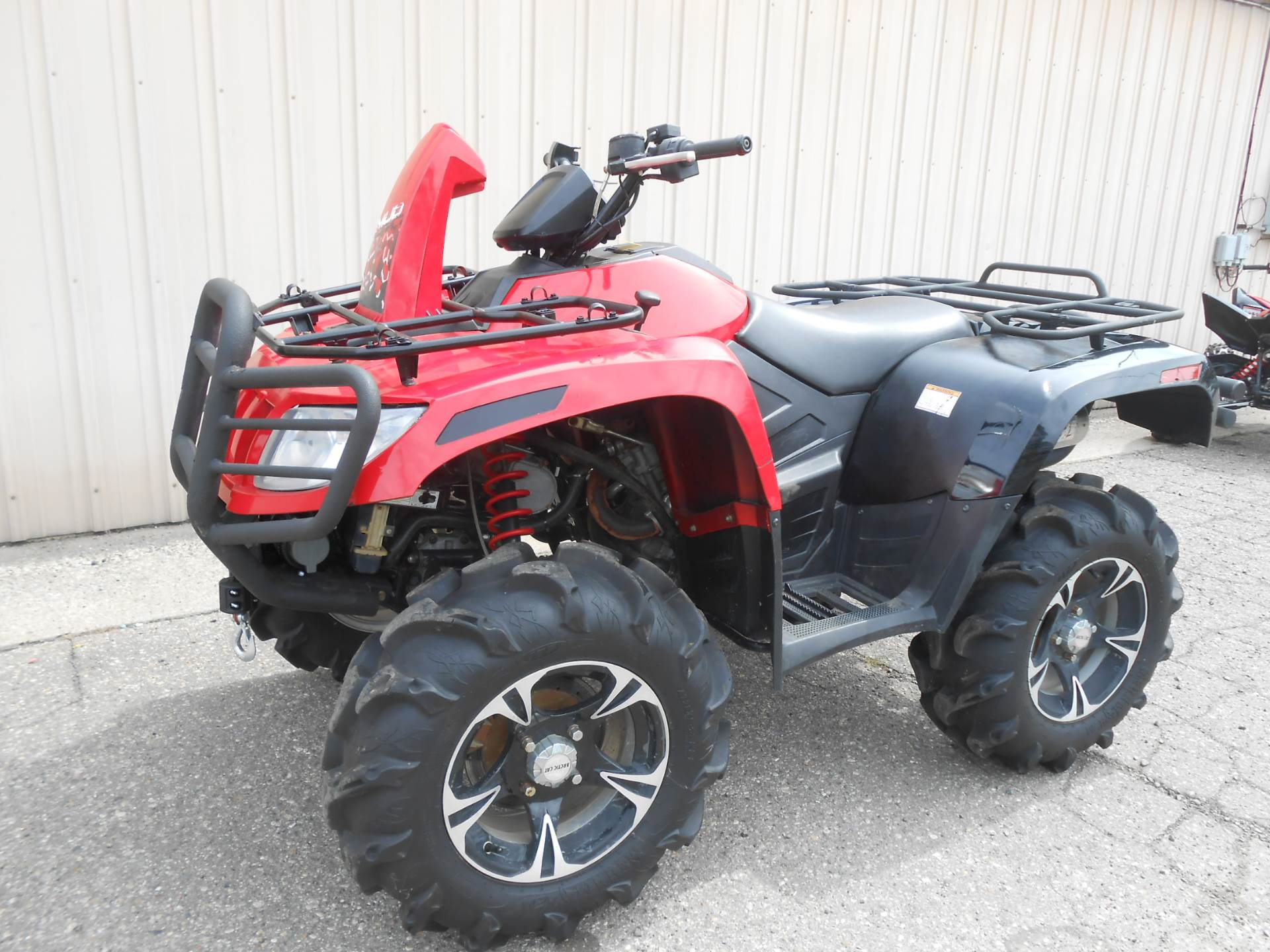 2014 Arctic Cat MudPro™ 700 Limited EPS in Howell, Michigan