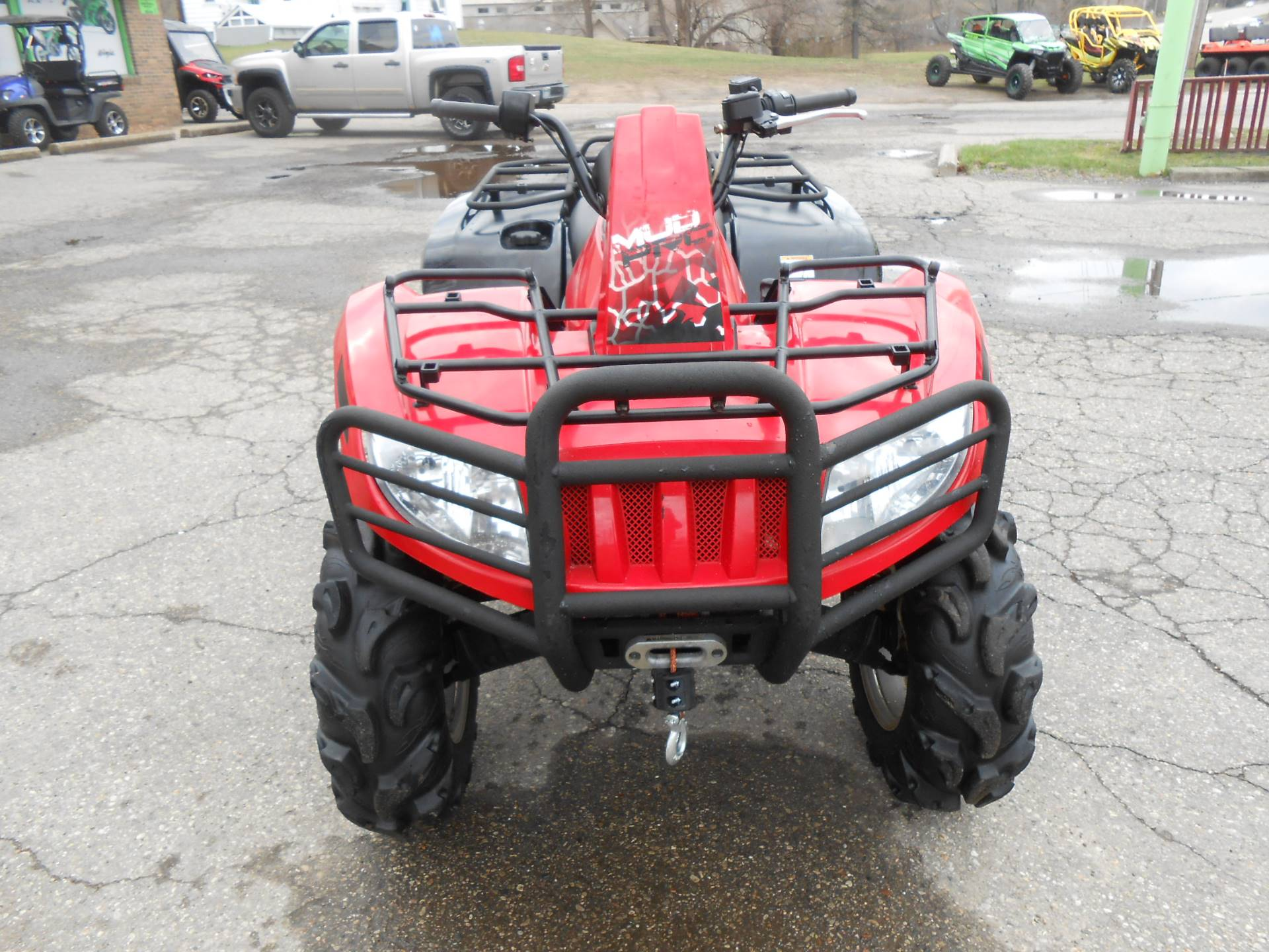 2014 Arctic Cat MudPro™ 700 Limited EPS in Howell, Michigan - Photo 2