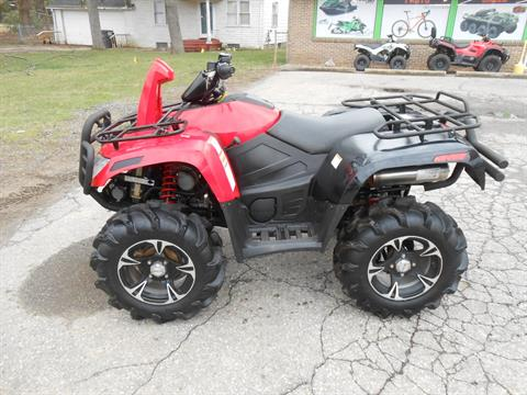 2014 Arctic Cat MudPro™ 700 Limited EPS in Howell, Michigan - Photo 4