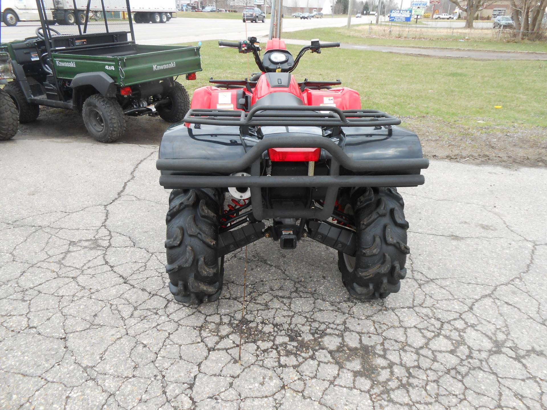 2014 Arctic Cat MudPro™ 700 Limited EPS in Howell, Michigan - Photo 6