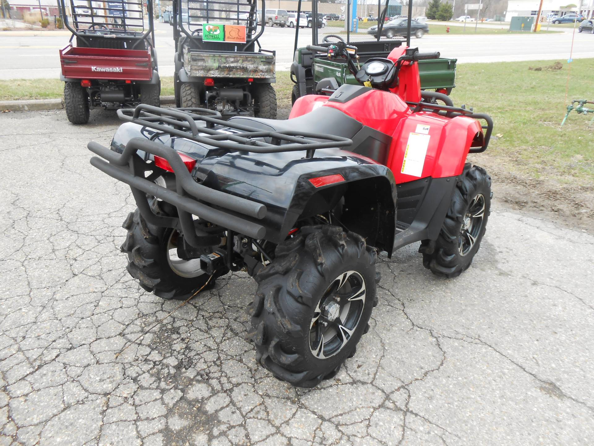 2014 Arctic Cat MudPro™ 700 Limited EPS in Howell, Michigan - Photo 7