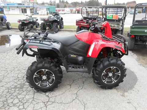 2014 Arctic Cat MudPro™ 700 Limited EPS in Howell, Michigan - Photo 8