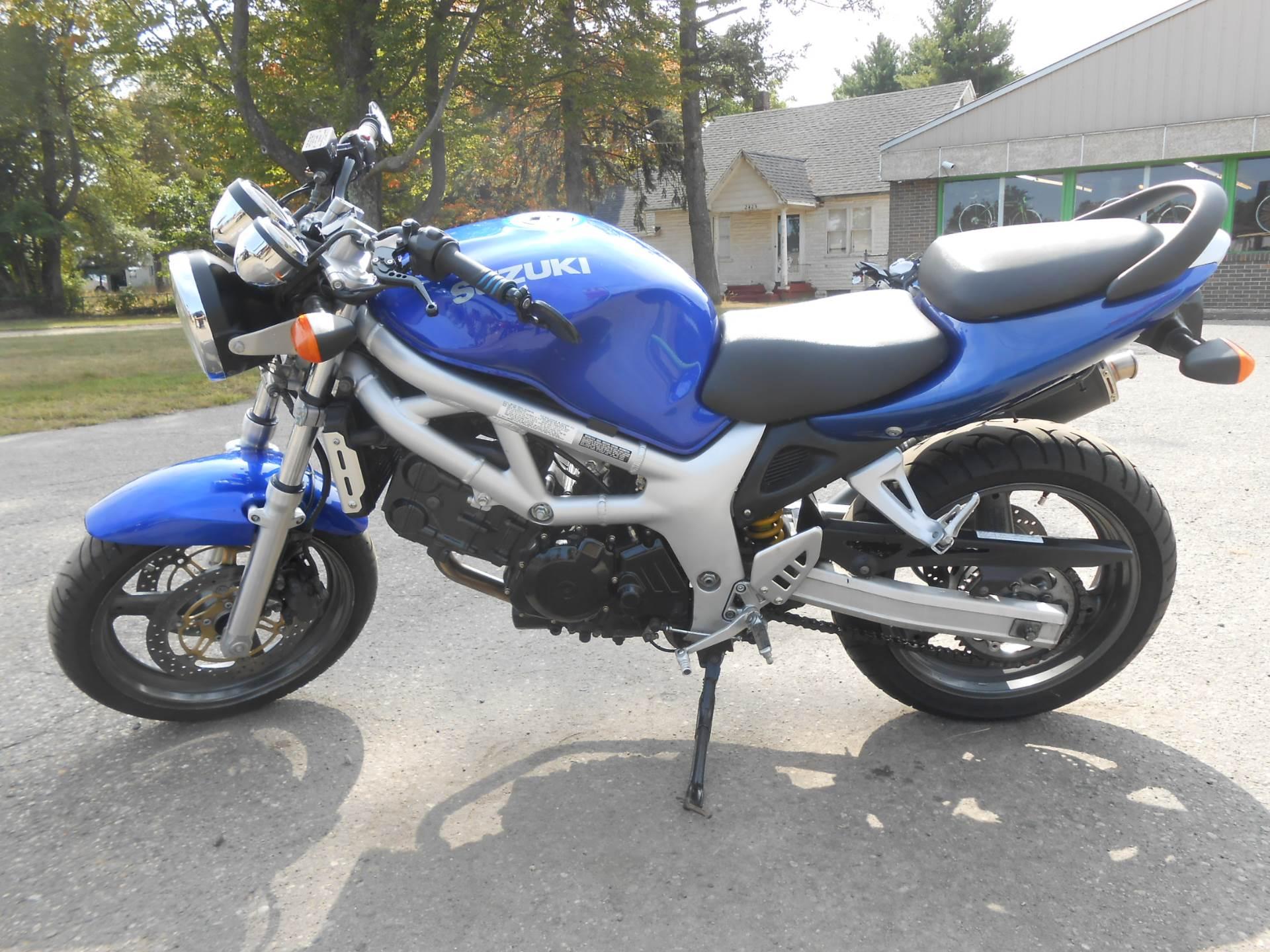 2000 Suzuki SV650 1