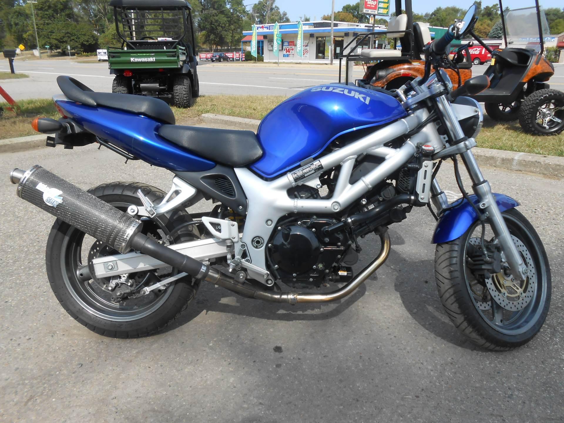 2000 Suzuki SV650 2
