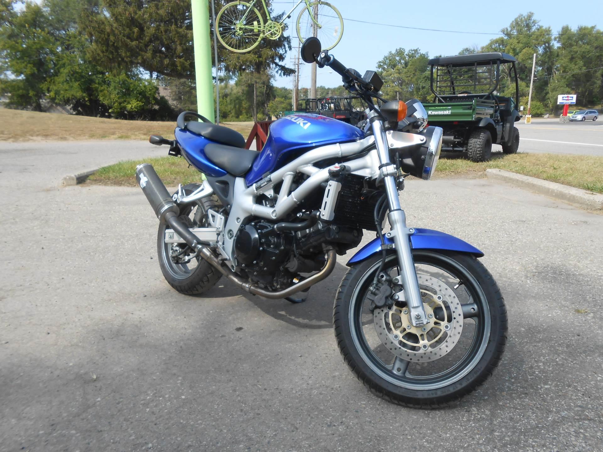 2000 Suzuki SV650 3
