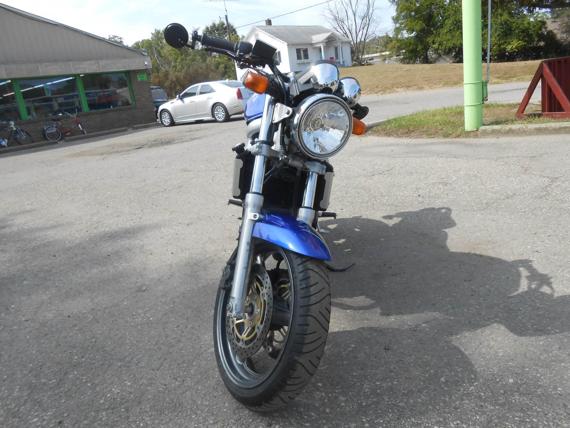 2000 Suzuki SV650 5