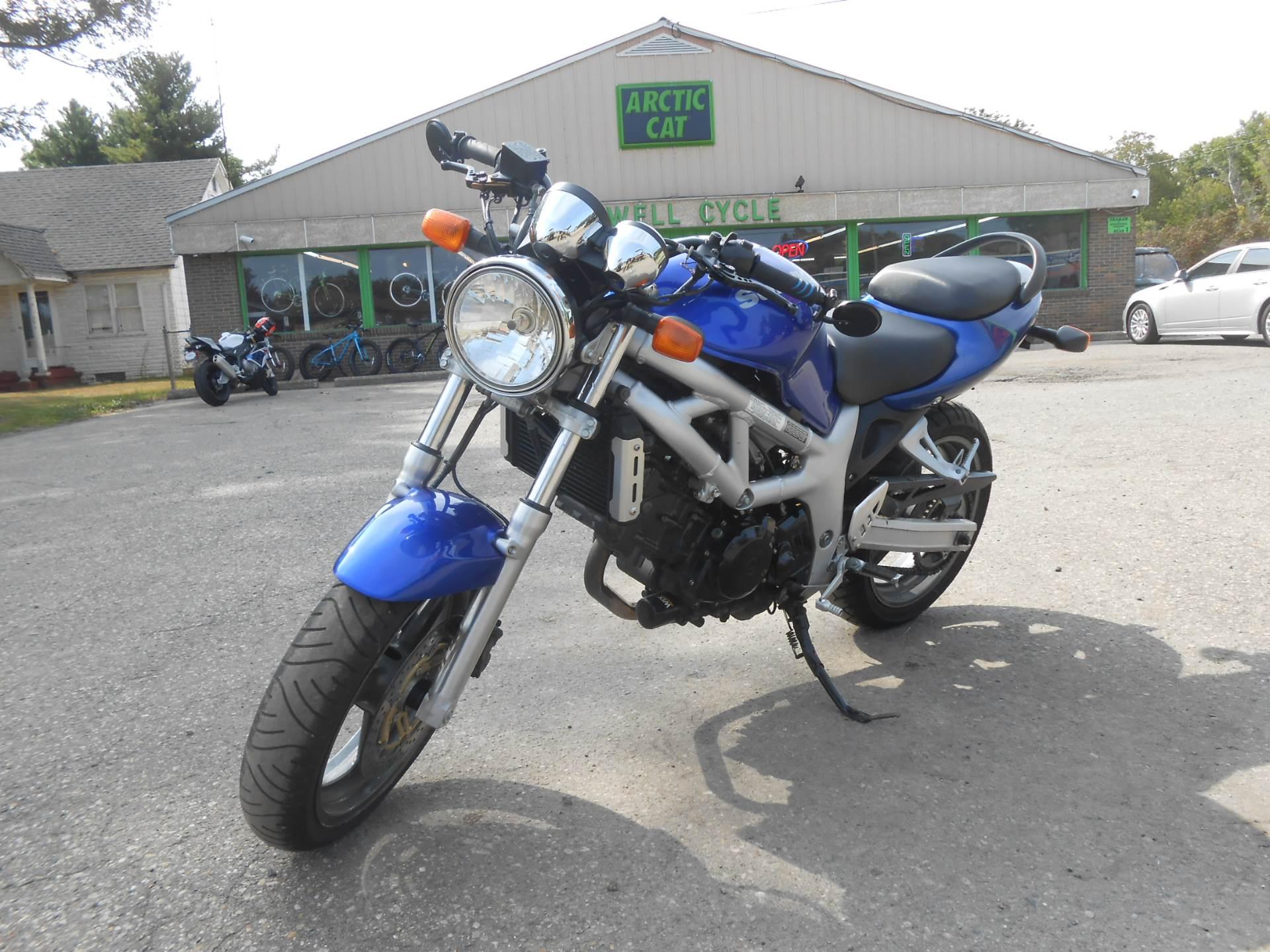 2000 Suzuki SV650 6