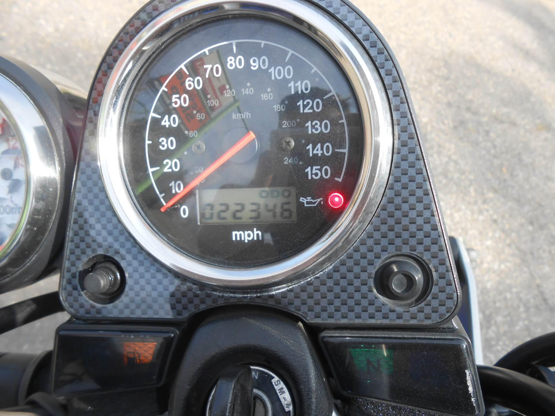 2000 Suzuki SV650 8