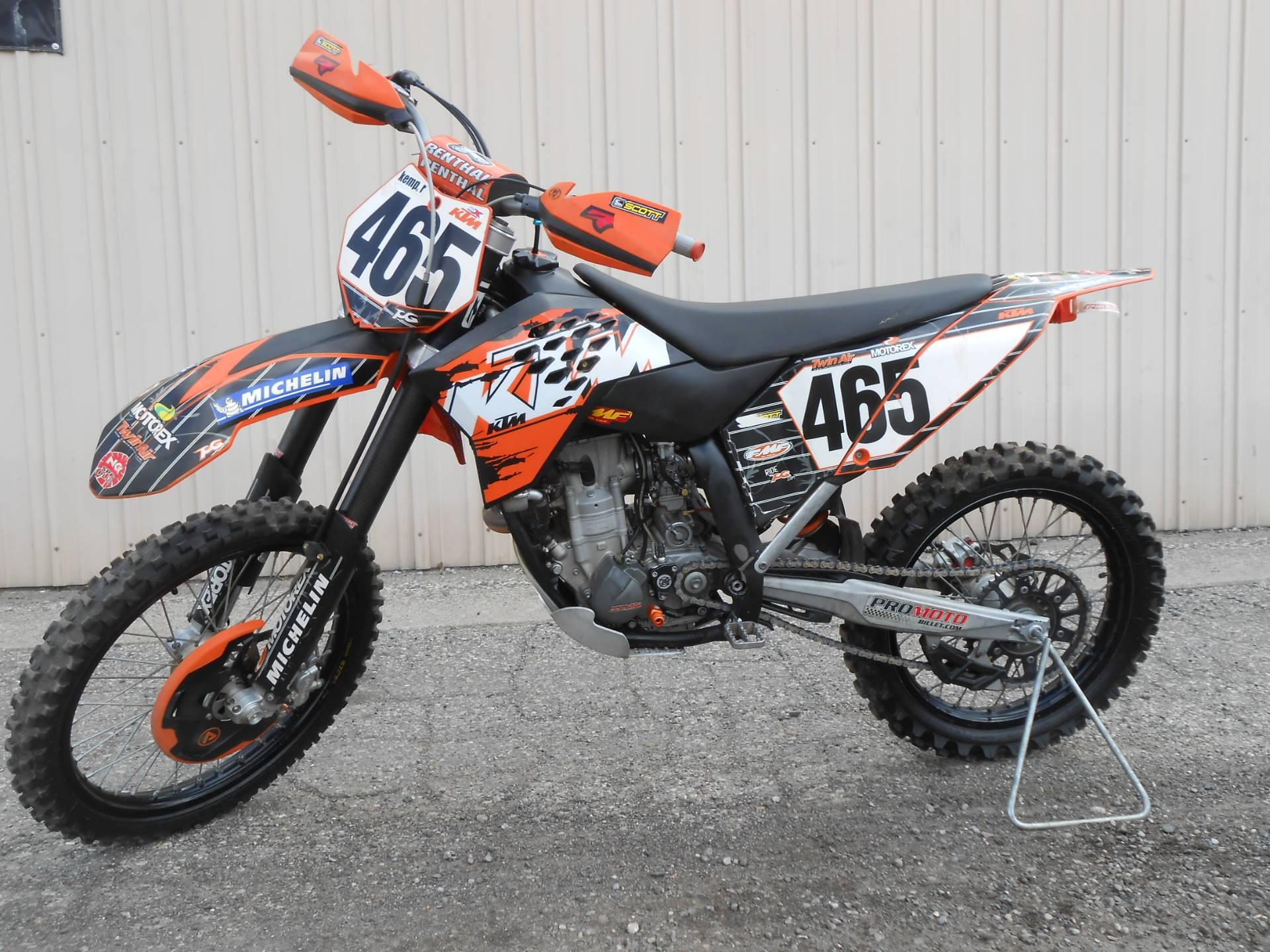2008 250 SX-F