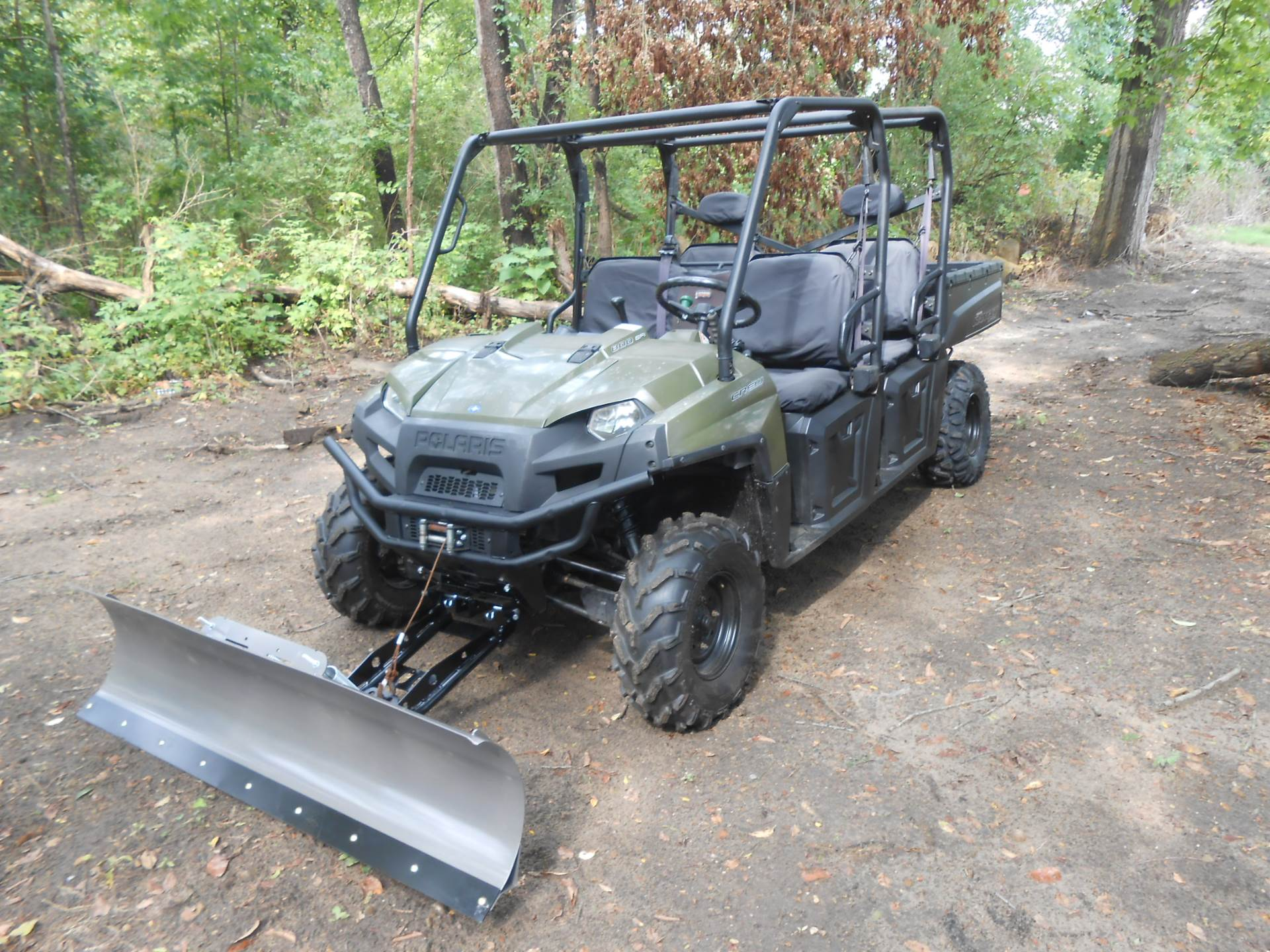 2014 Polaris Ranger Crew® 800 EFI in Howell, Michigan - Photo 1