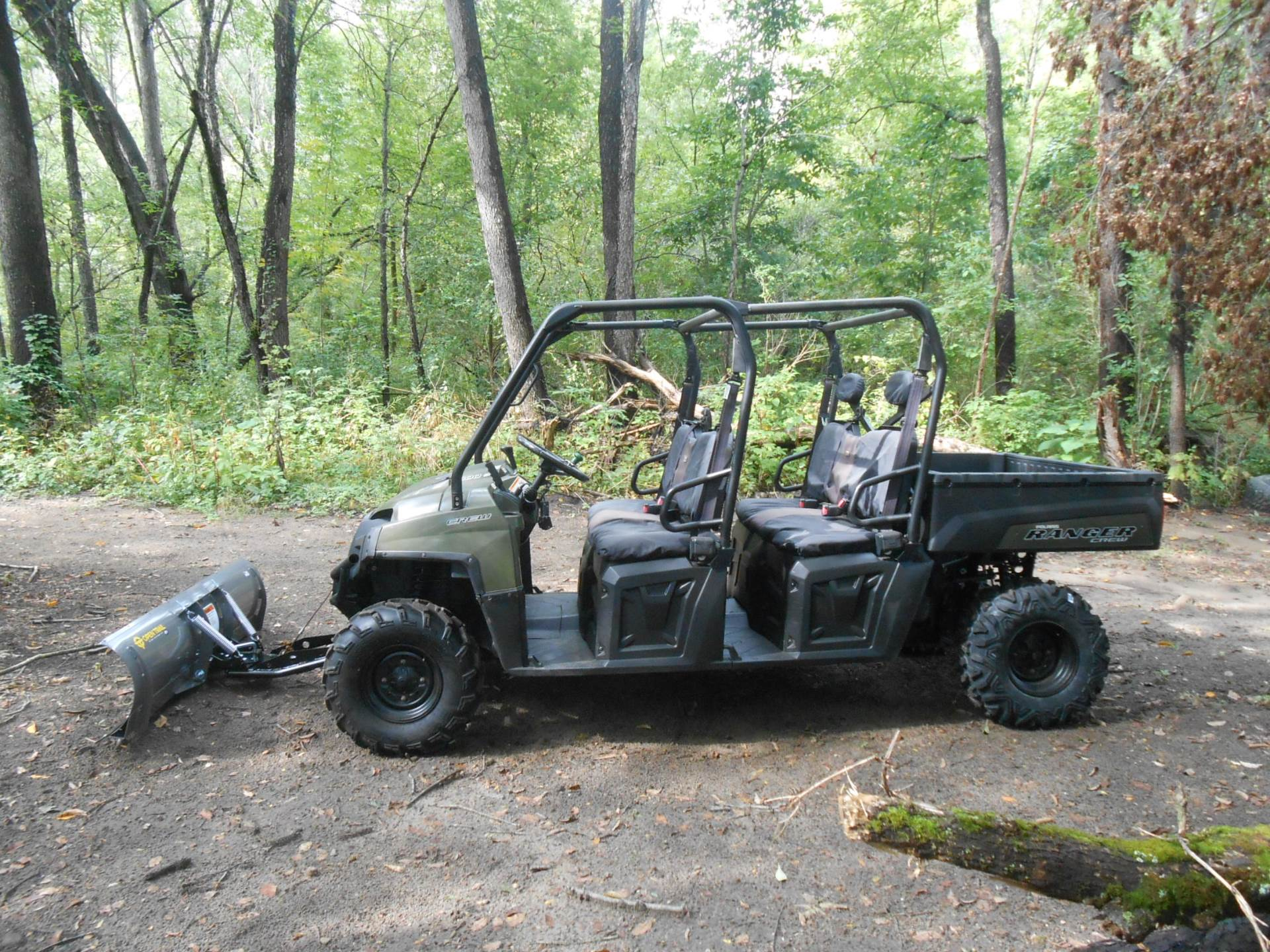2014 Polaris Ranger Crew® 800 EFI in Howell, Michigan - Photo 3