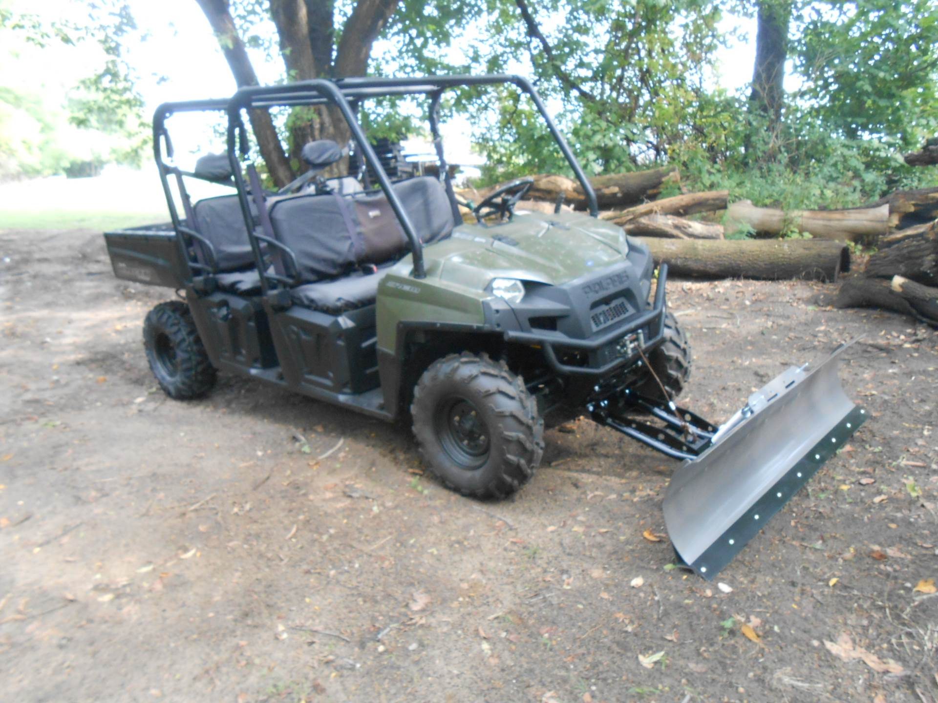 2014 Polaris Ranger Crew® 800 EFI in Howell, Michigan - Photo 2