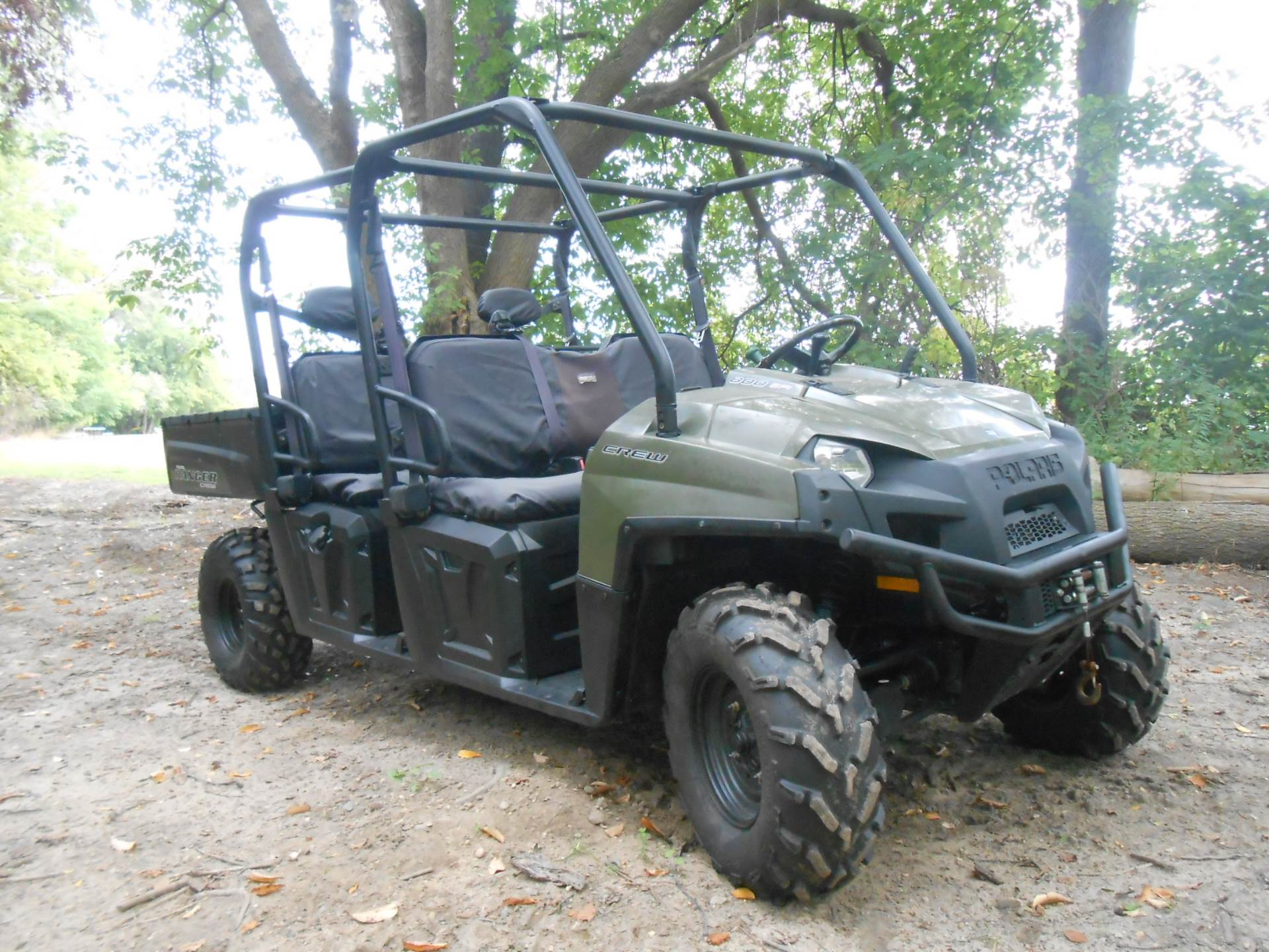 2014 Polaris Ranger Crew® 800 EFI in Howell, Michigan - Photo 12
