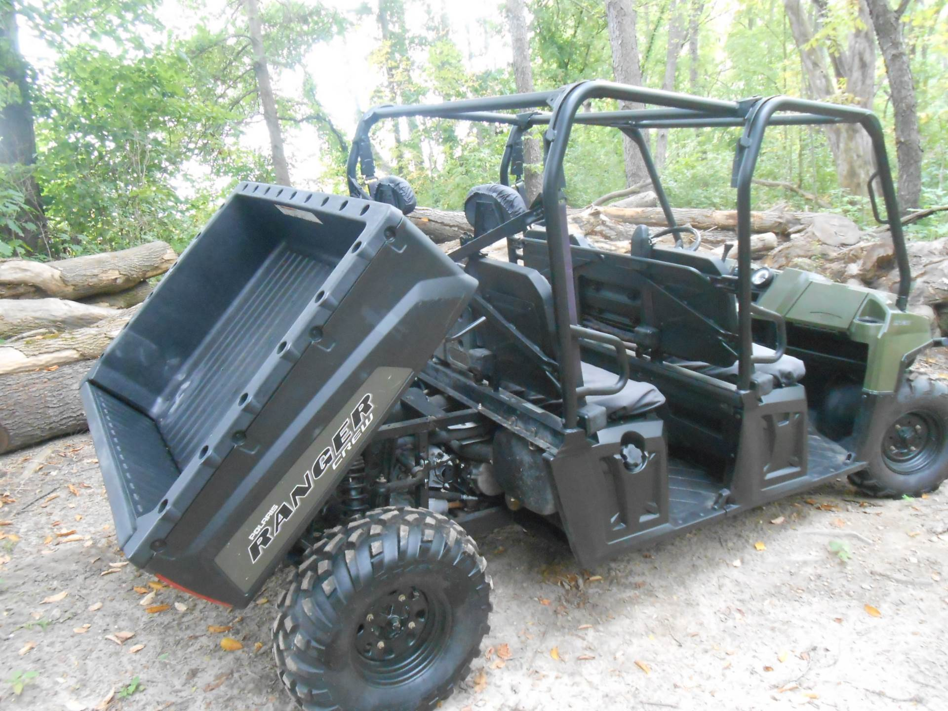 2014 Polaris Ranger Crew® 800 EFI in Howell, Michigan - Photo 17