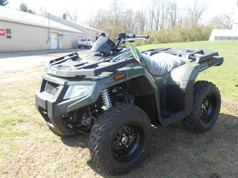 2017 Arctic Cat Alterra 400 in Howell, Michigan