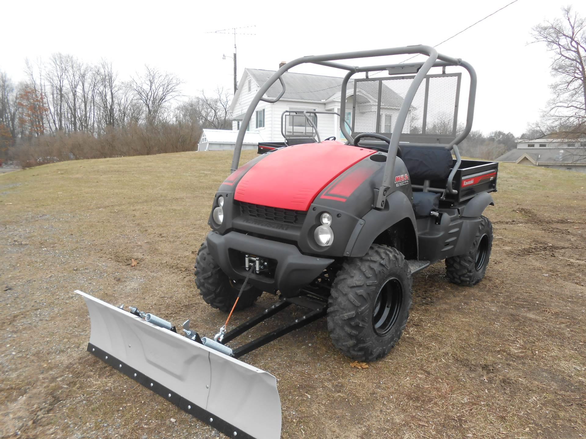 2013 Mule 610 4x4 XC