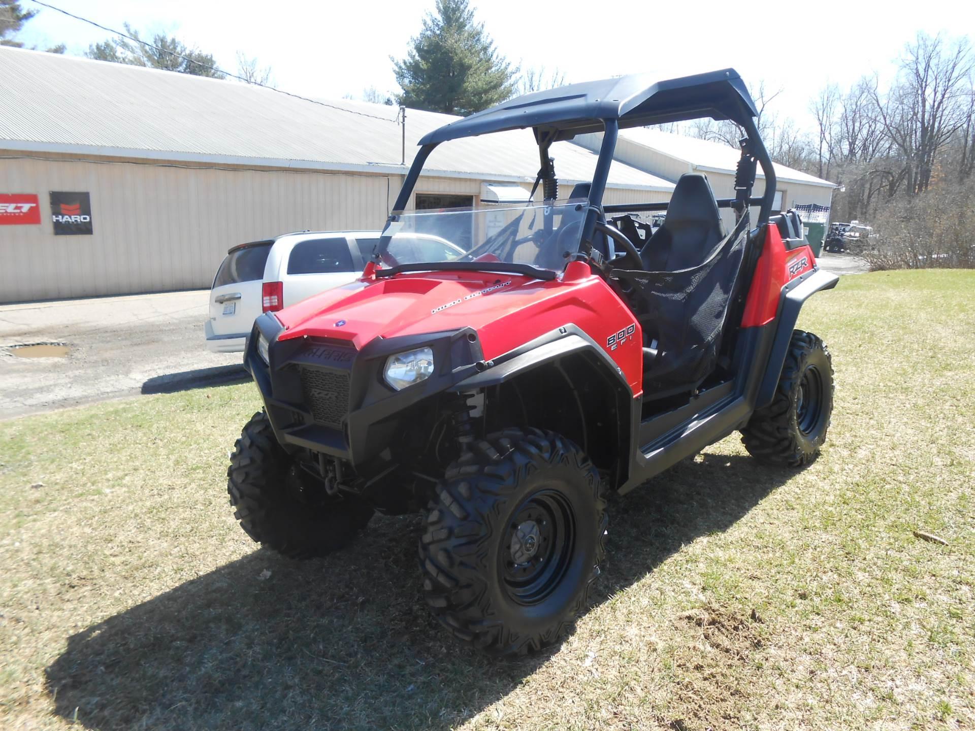 2011 Ranger RZR 800