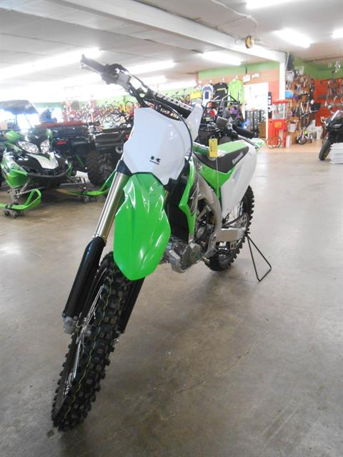 2019 Kawasaki KX 450 in Howell, Michigan - Photo 2