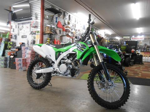 2019 Kawasaki KX 450 in Howell, Michigan - Photo 4