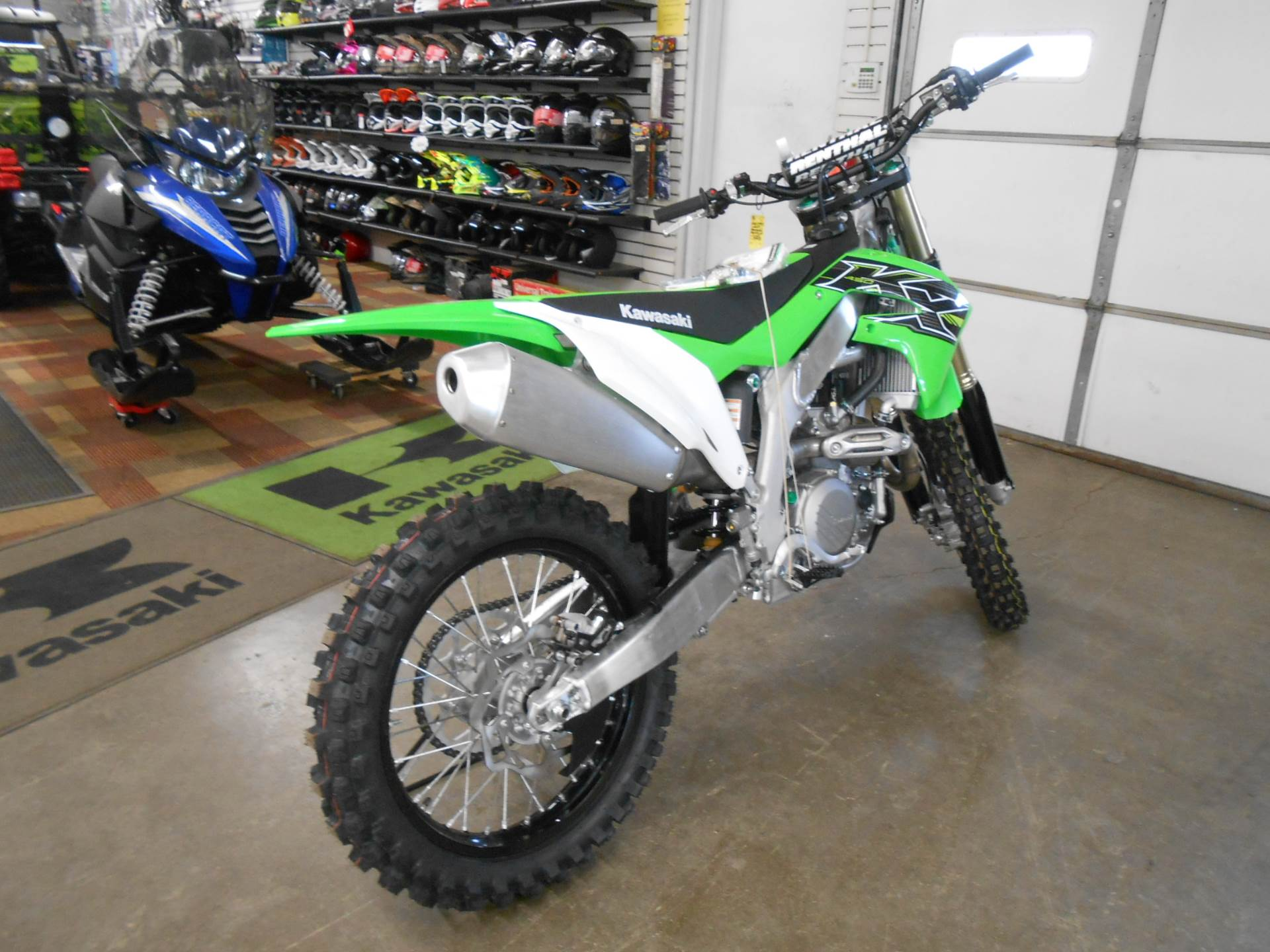 2019 Kawasaki KX 450 in Howell, Michigan - Photo 5