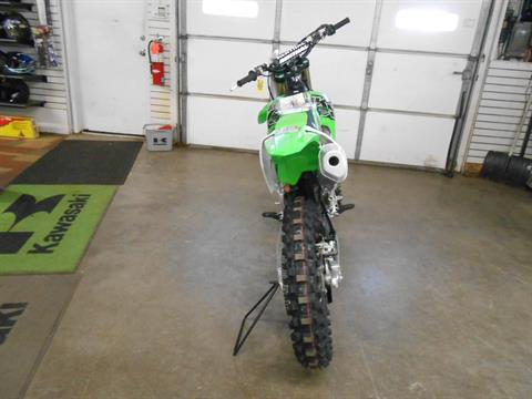 2019 Kawasaki KX 450 in Howell, Michigan - Photo 8