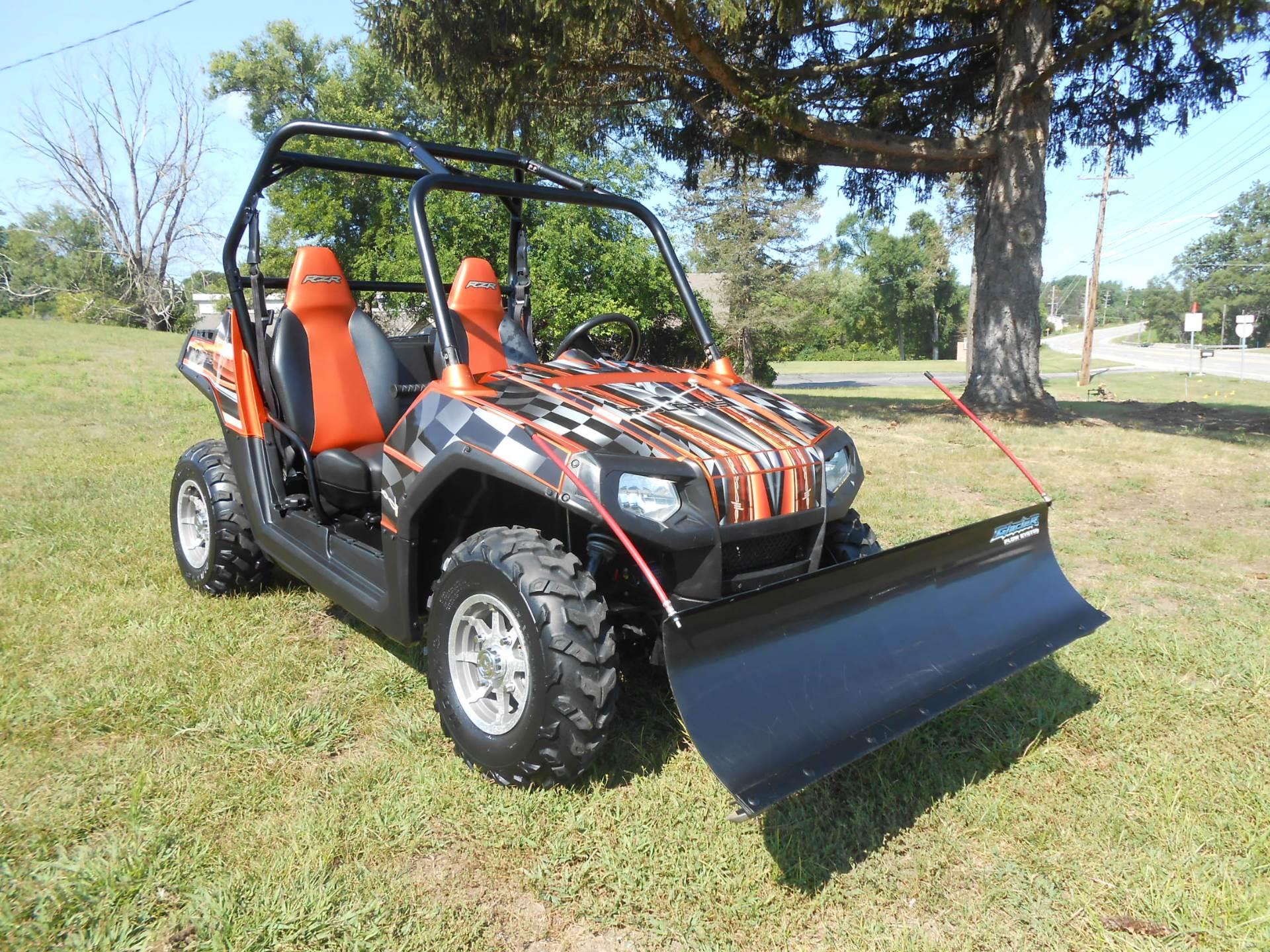 2009 Ranger RZR