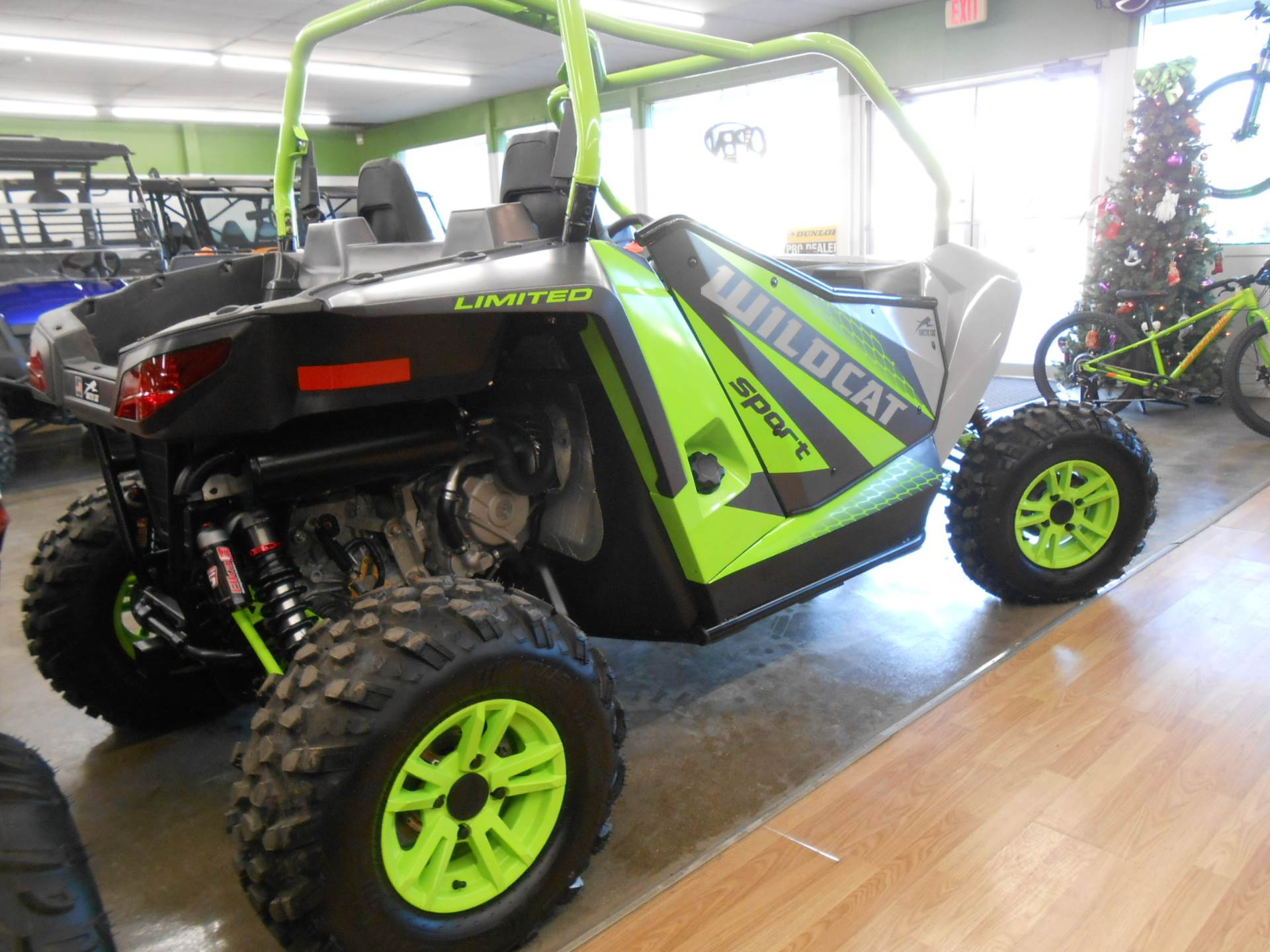 2018 Arctic Cat Wildcat Sport LTD in Howell, Michigan - Photo 6