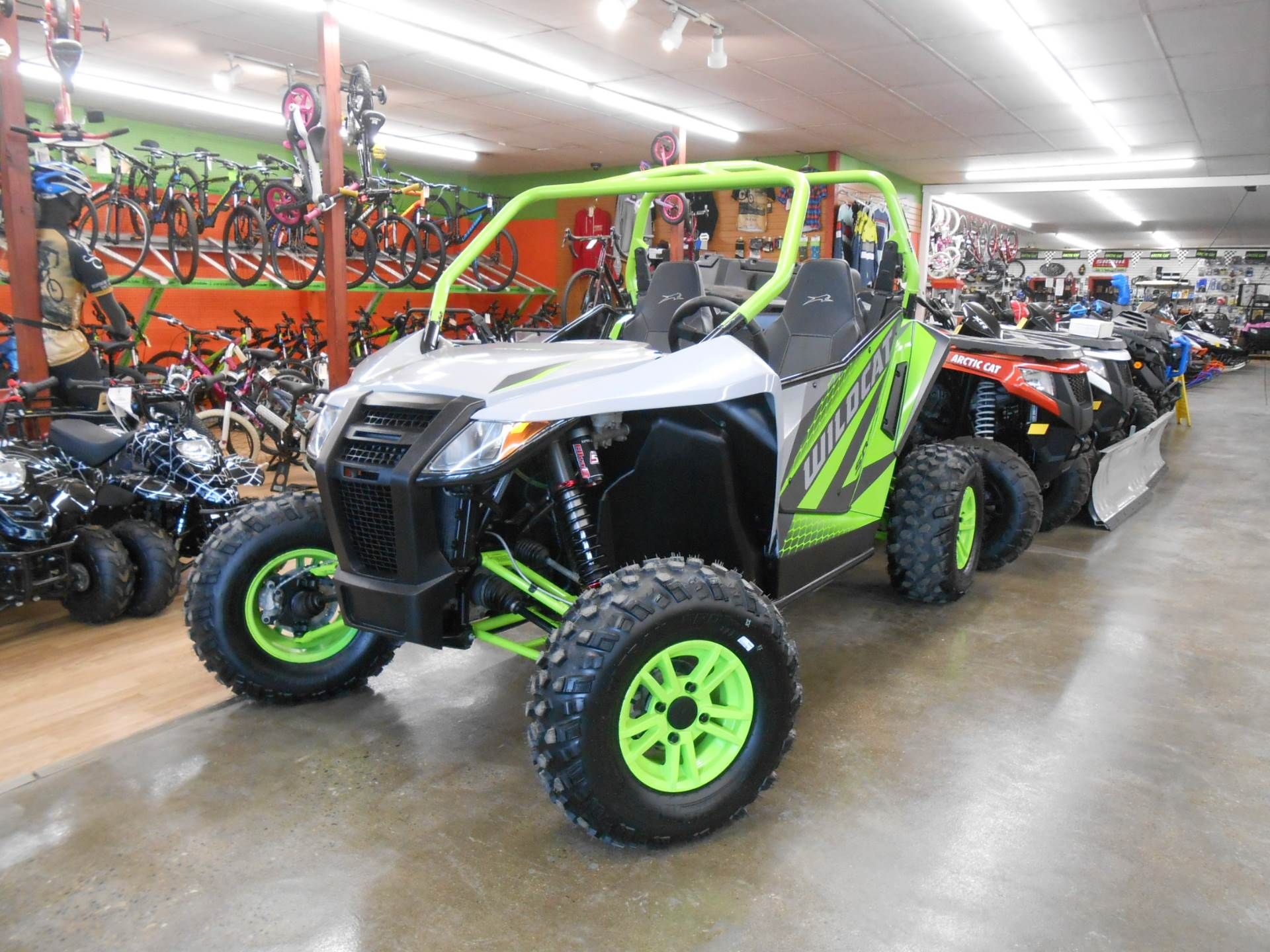 2018 Arctic Cat Wildcat Sport LTD in Howell, Michigan - Photo 1