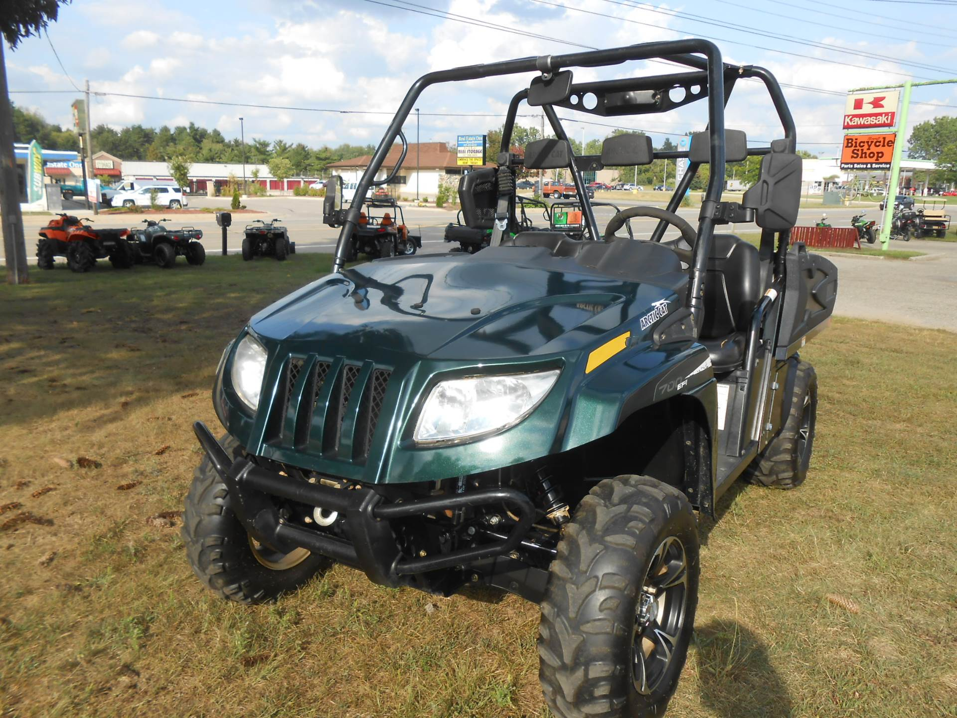 2014 Prowler 700 HDX Limited EPS