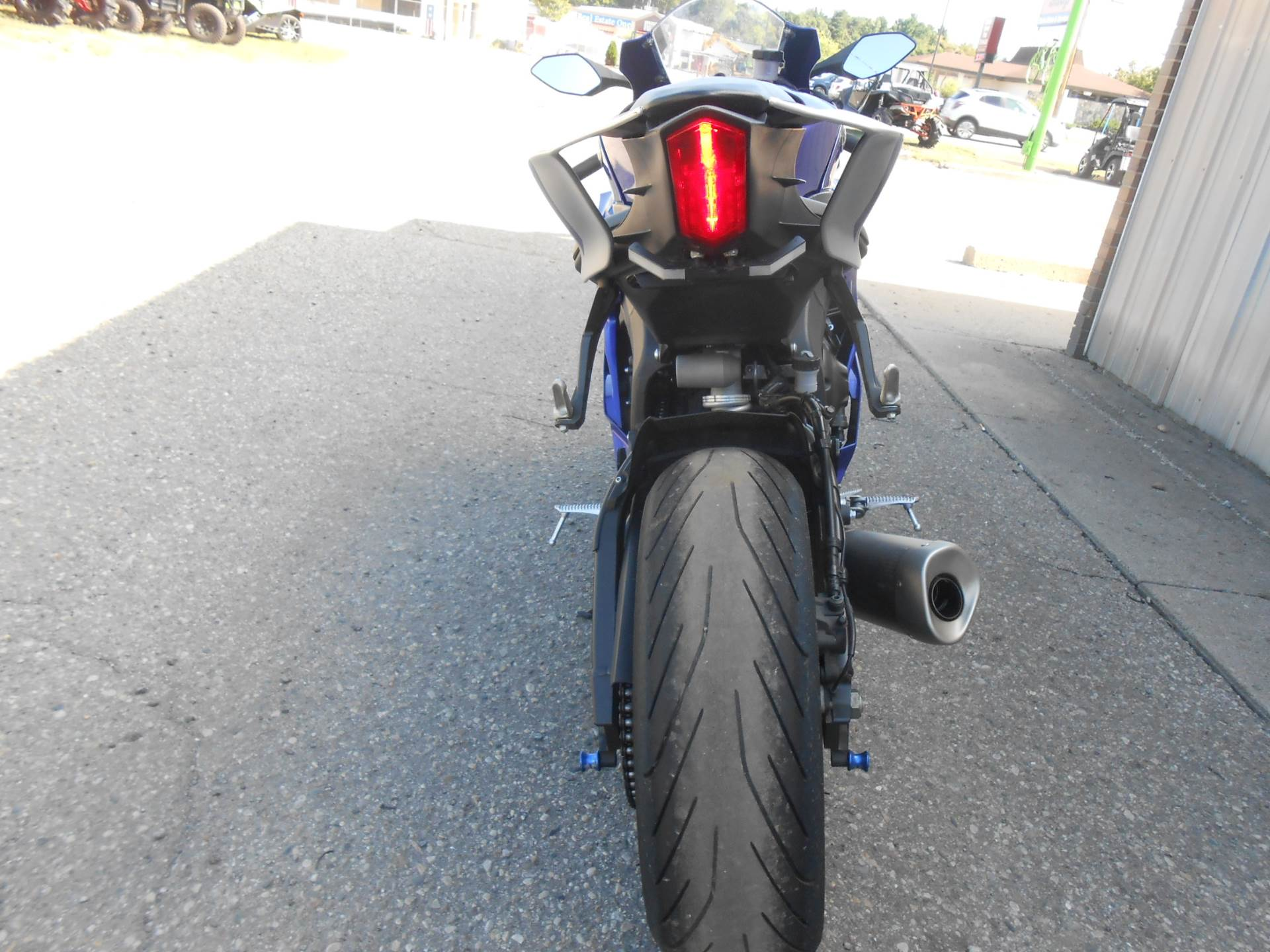 2017 Yamaha YZF-R6 7