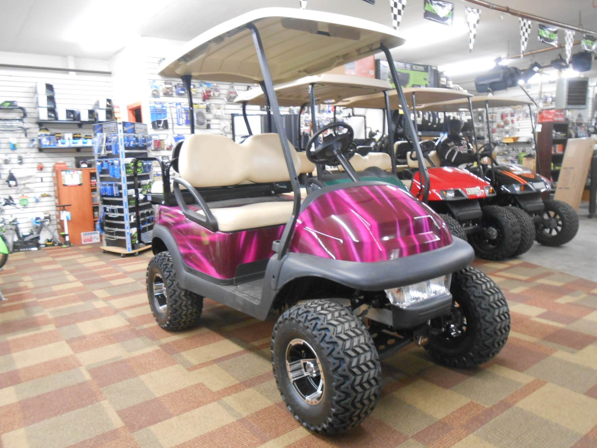2013 Club Car Precedent i2 Excel in Howell, Michigan - Photo 1