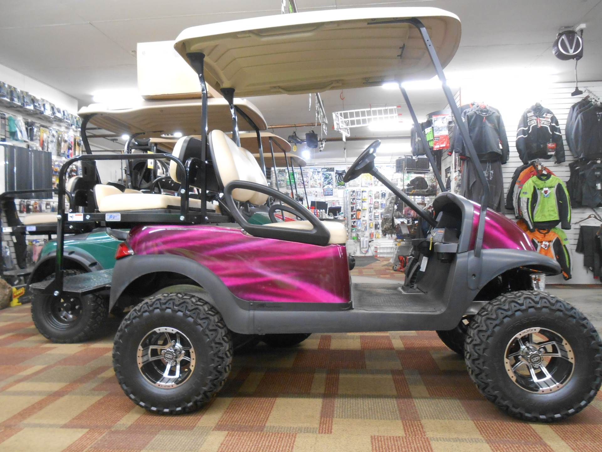 2013 Club Car Precedent i2 Excel in Howell, Michigan - Photo 10