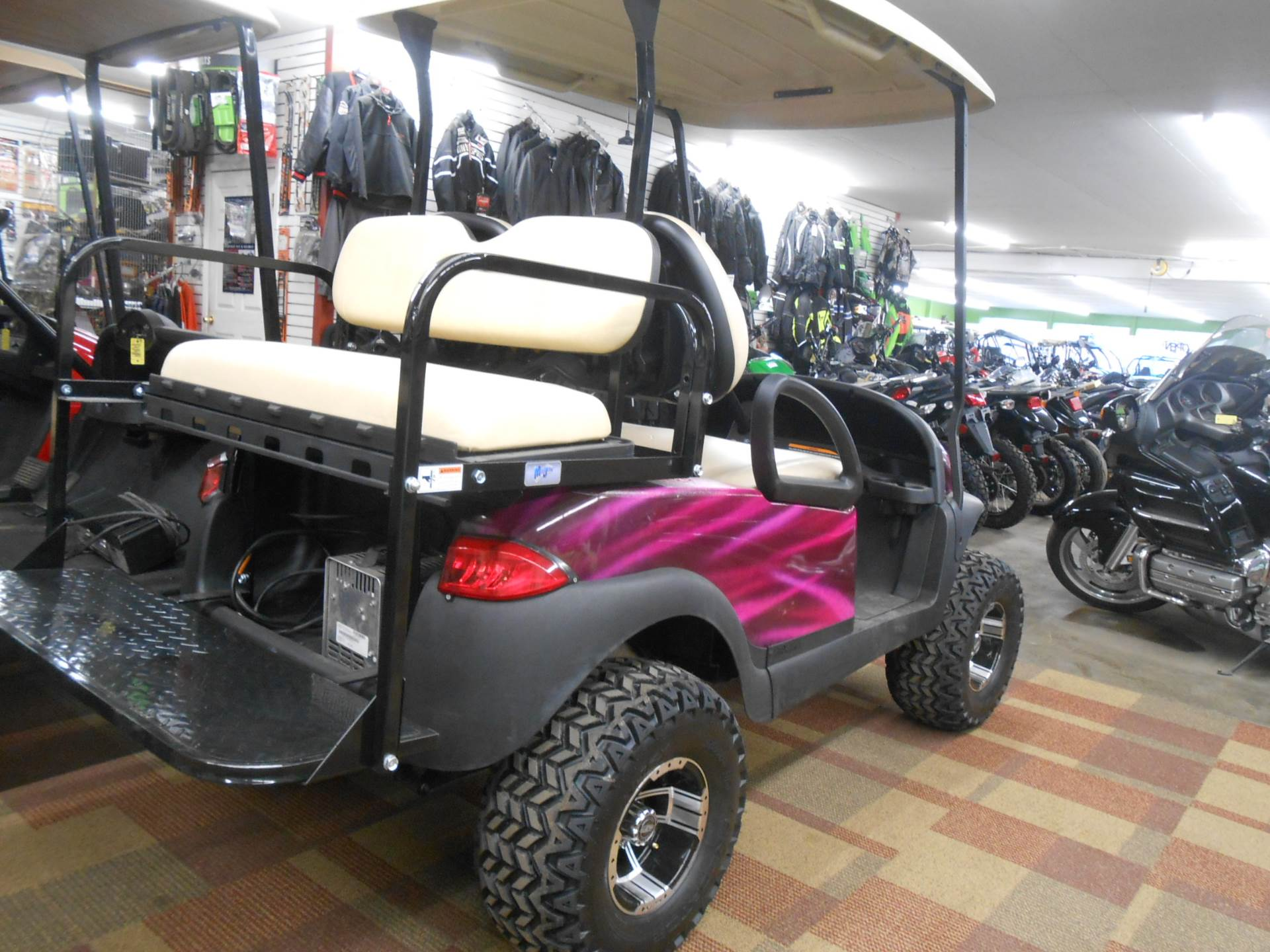 2013 Club Car Precedent i2 Excel in Howell, Michigan - Photo 11