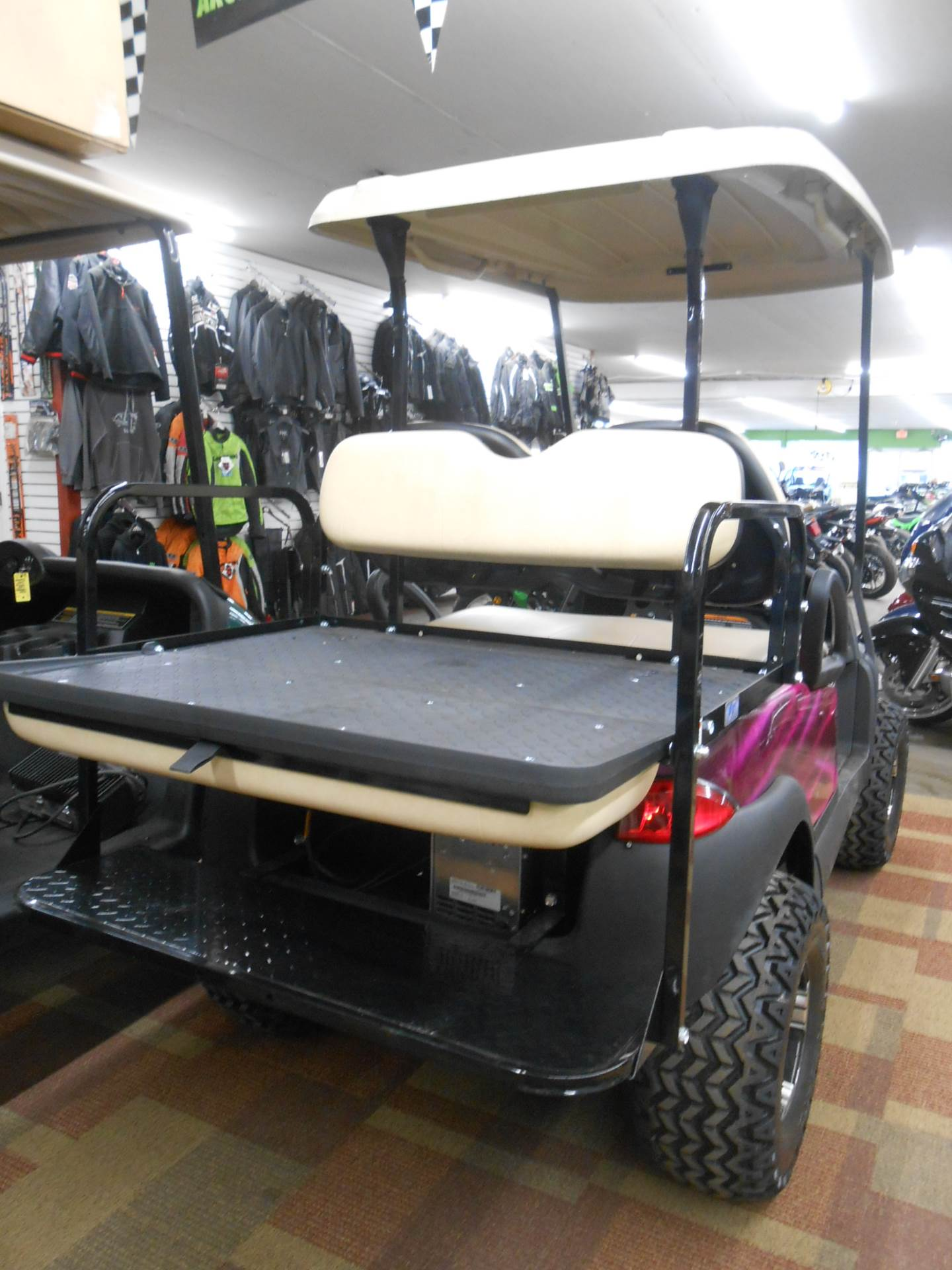 2013 Club Car Precedent i2 Excel in Howell, Michigan - Photo 14