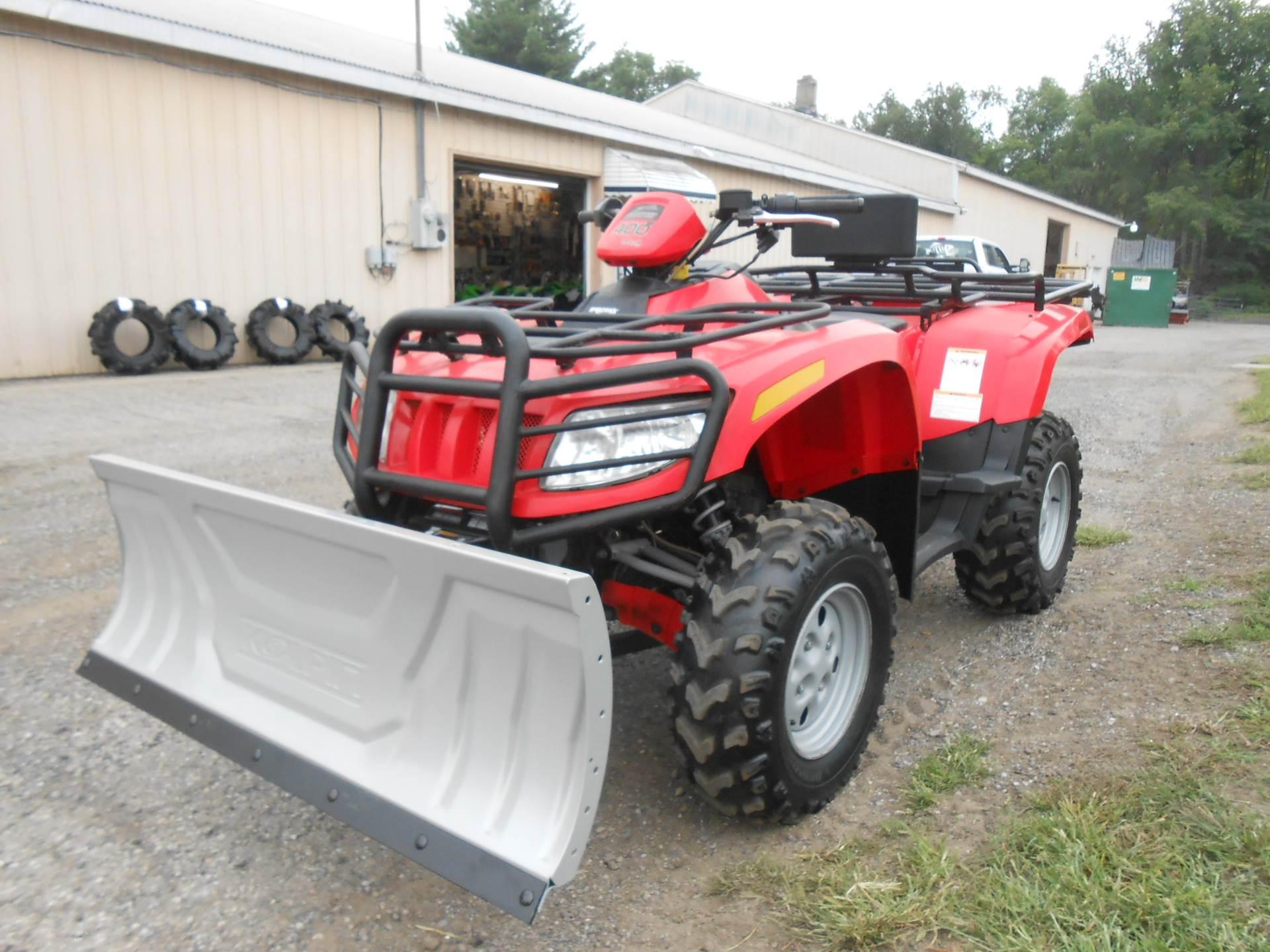 2009 TRV 400