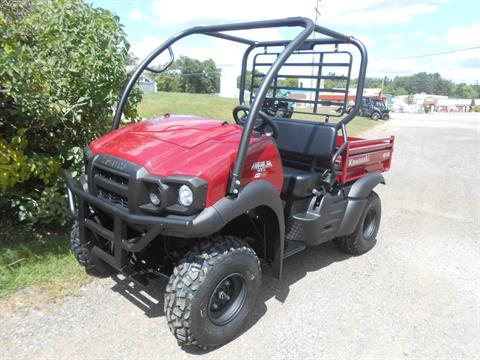 2020 Kawasaki Mule SX 4x4 FI in Howell, Michigan - Photo 3