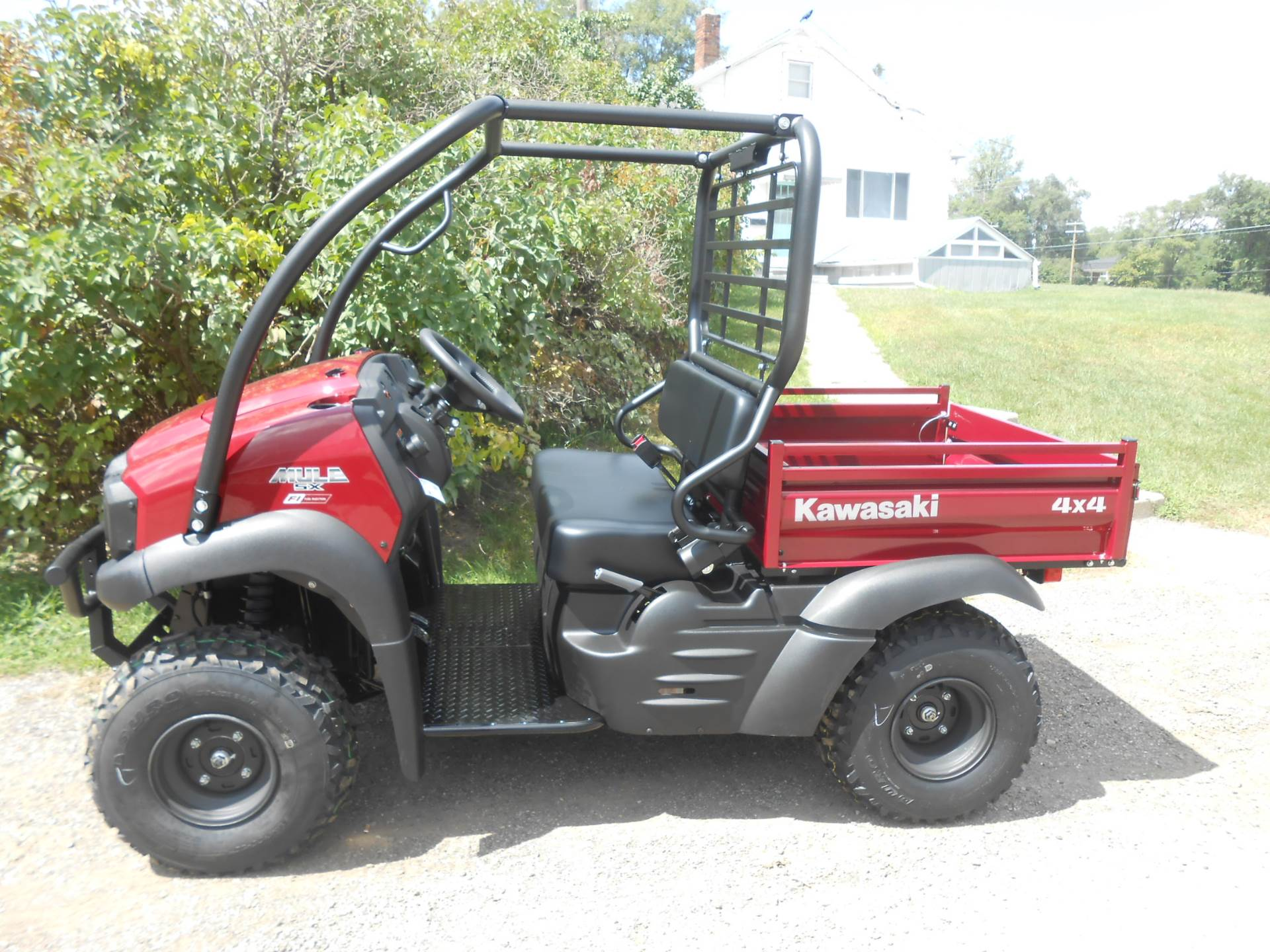 2020 Kawasaki Mule SX 4x4 FI in Howell, Michigan - Photo 6