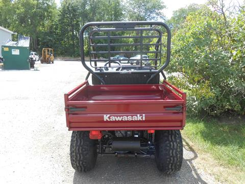 2020 Kawasaki Mule SX 4x4 FI in Howell, Michigan - Photo 4