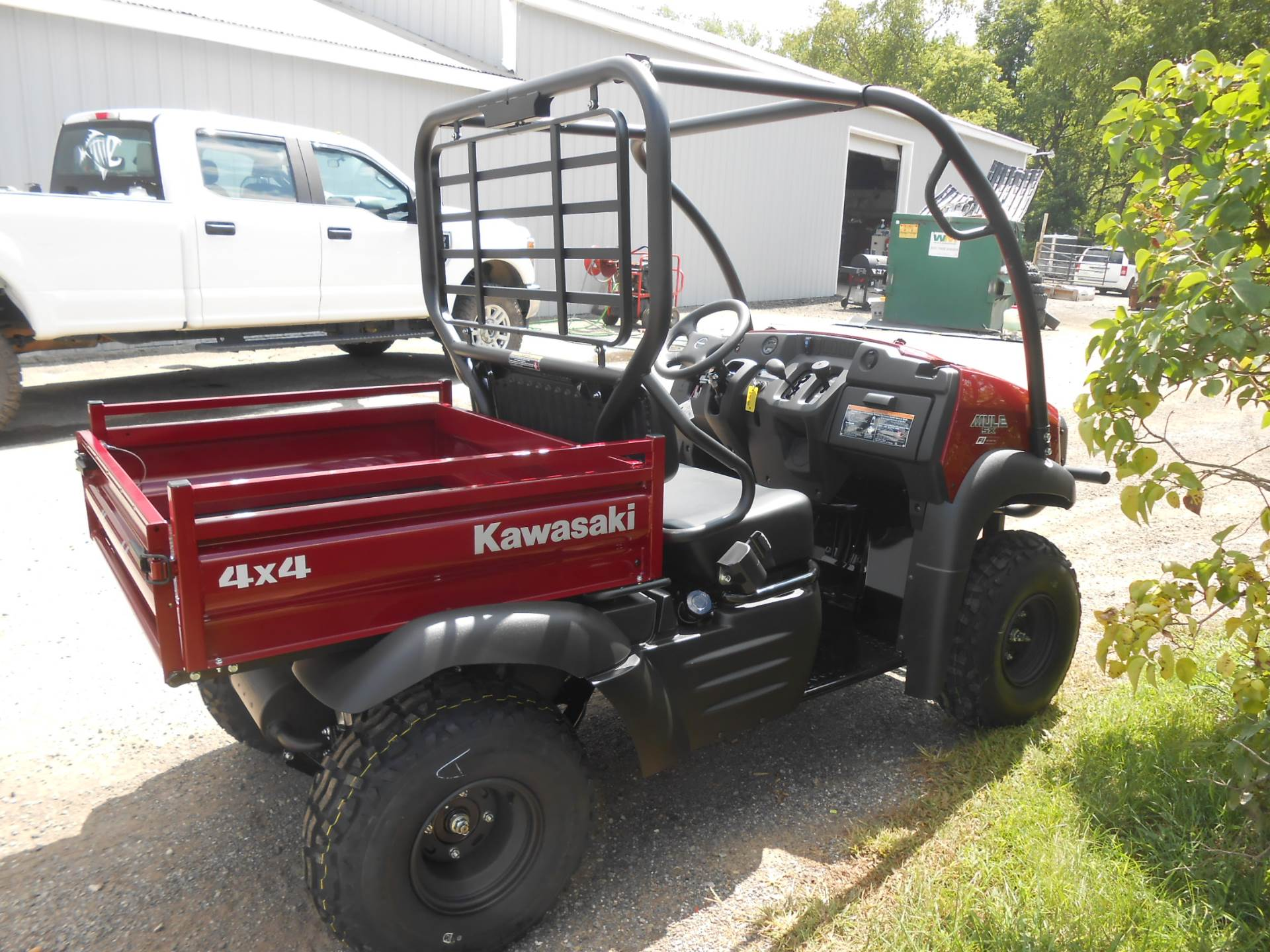 2020 Kawasaki Mule SX 4x4 FI in Howell, Michigan - Photo 5