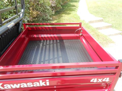 2020 Kawasaki Mule SX 4x4 FI in Howell, Michigan - Photo 10
