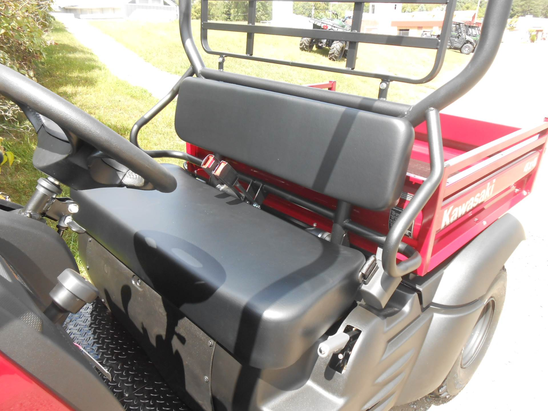 2020 Kawasaki Mule SX 4x4 FI in Howell, Michigan - Photo 11