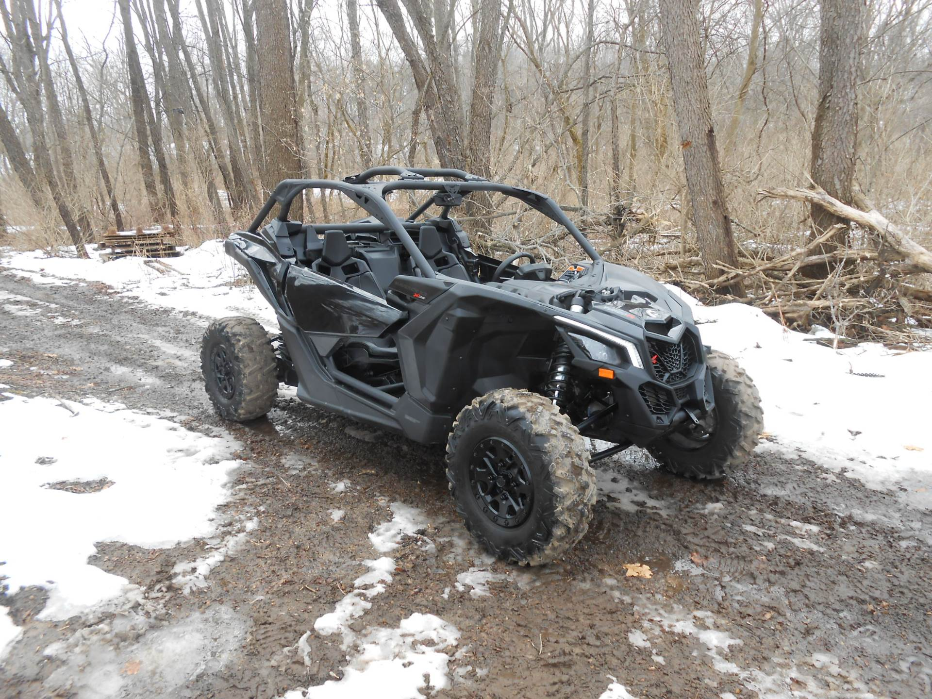 2018 Can-Am Maverick X3 X ds Turbo R in Howell, Michigan - Photo 3