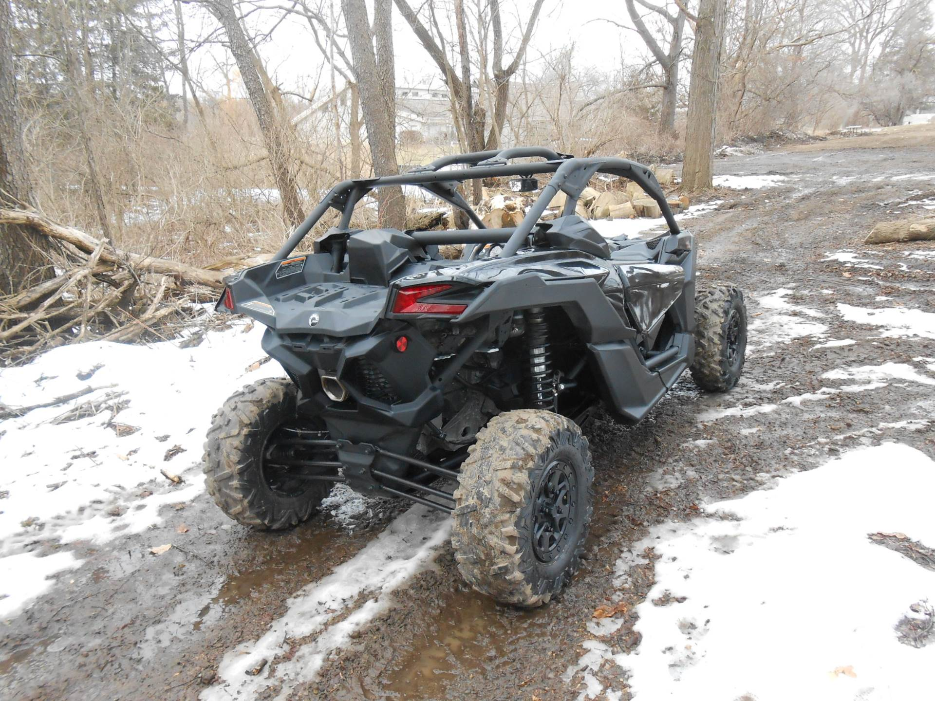 2018 Can-Am Maverick X3 X ds Turbo R in Howell, Michigan - Photo 4