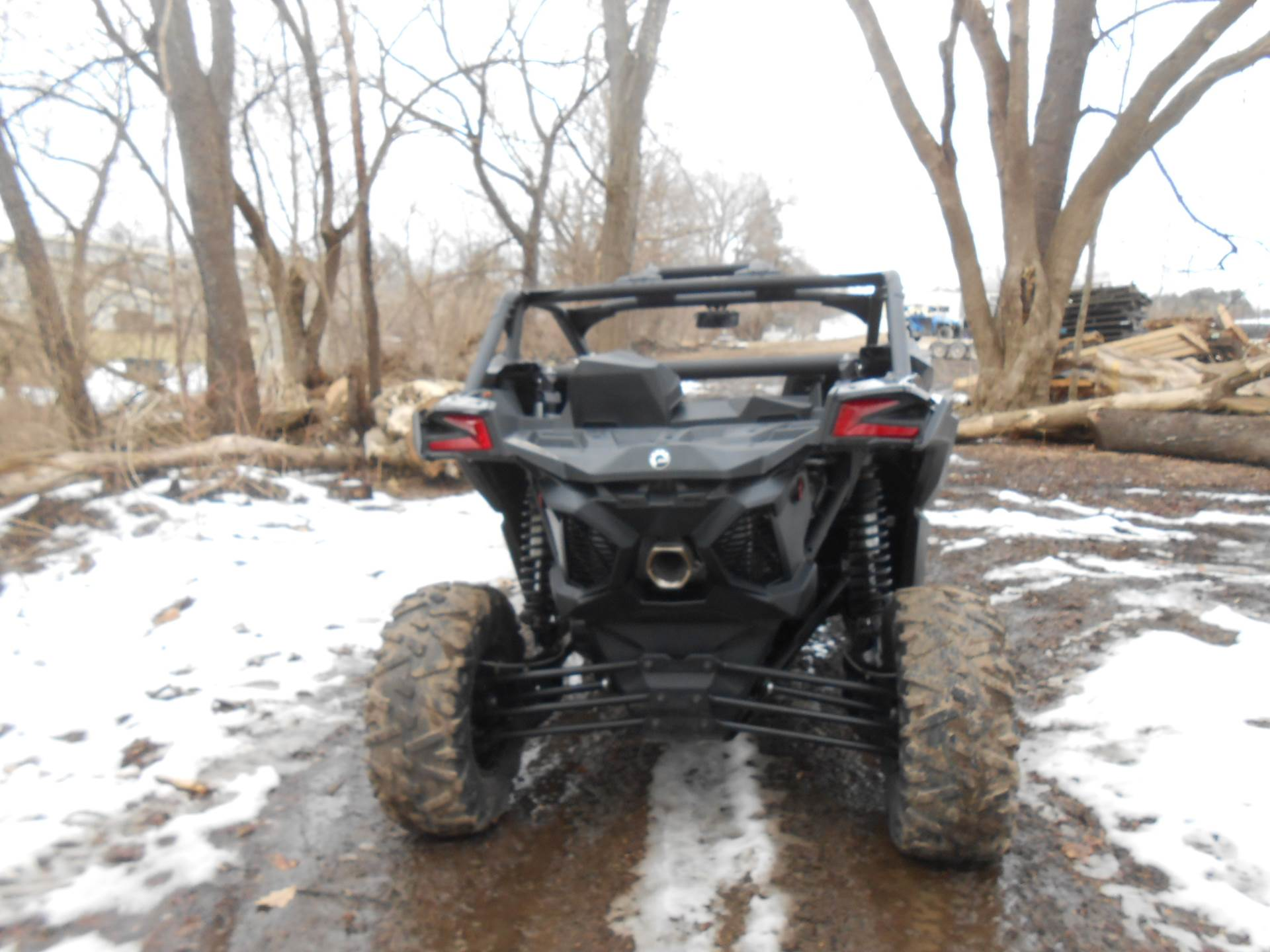 2018 Can-Am Maverick X3 X ds Turbo R in Howell, Michigan - Photo 5