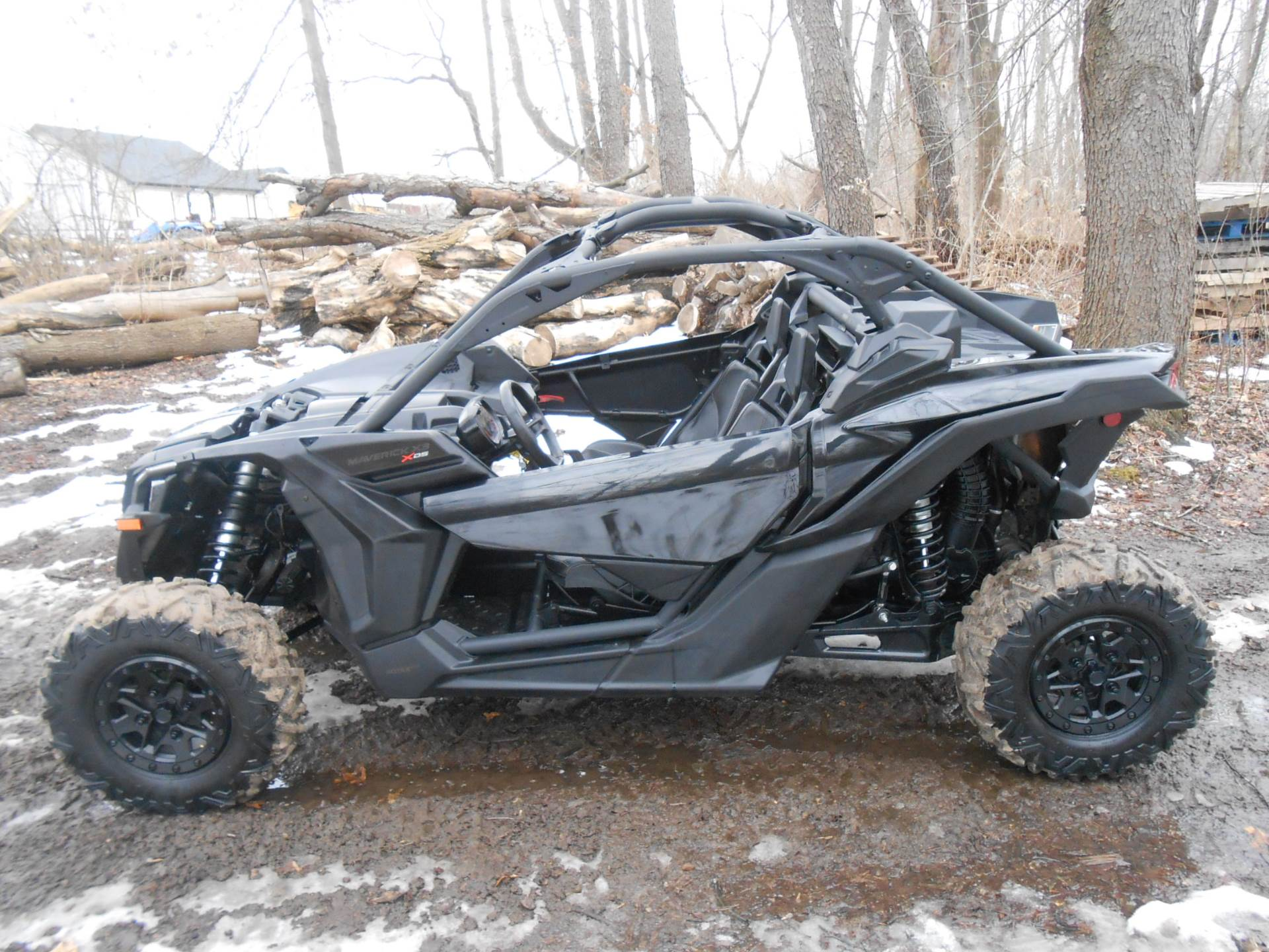 2018 Can-Am Maverick X3 X ds Turbo R in Howell, Michigan - Photo 6