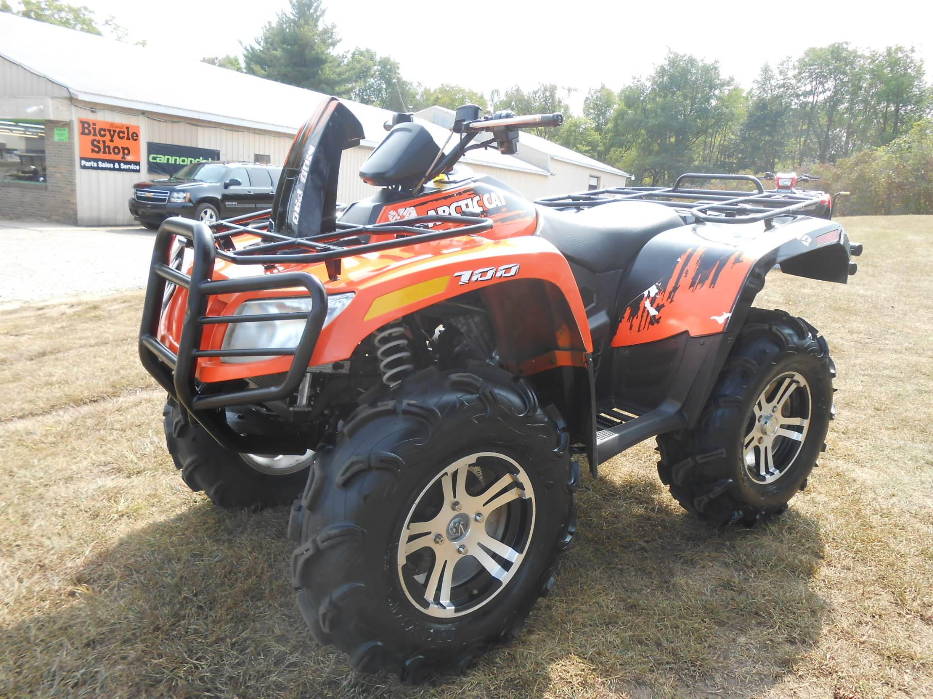 2011 MudPro 700