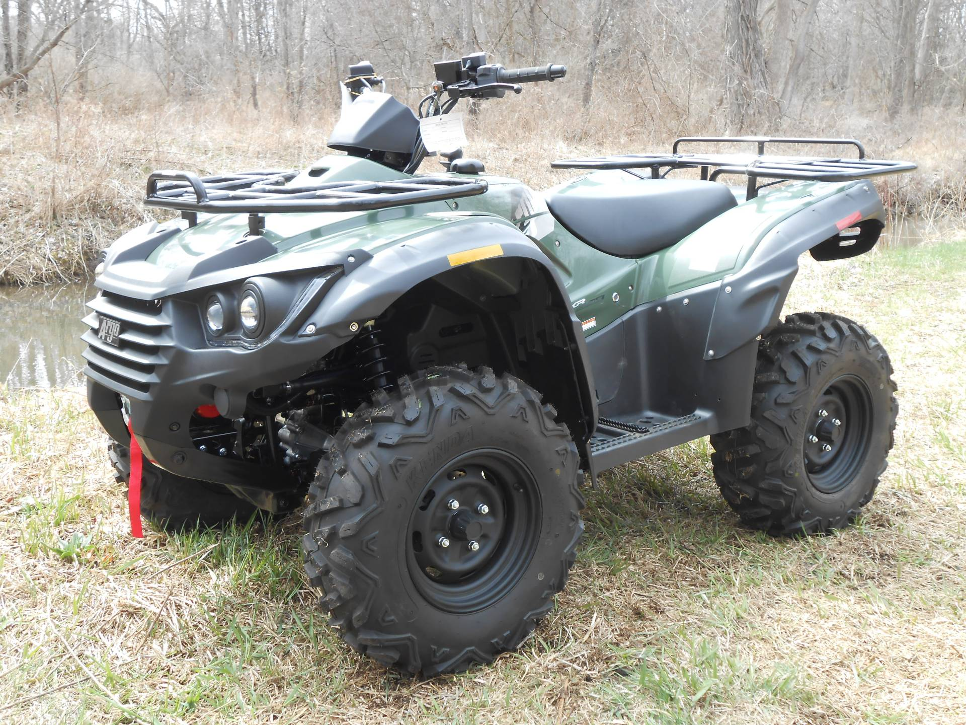 2021 Argo Xplorer XR 500 in Howell, Michigan - Photo 1