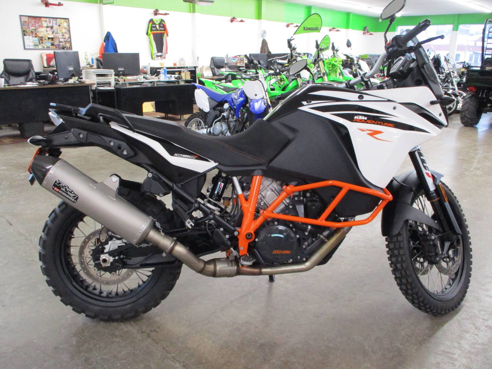 2017 KTM 1090 Adventure R in Howell, Michigan - Photo 2
